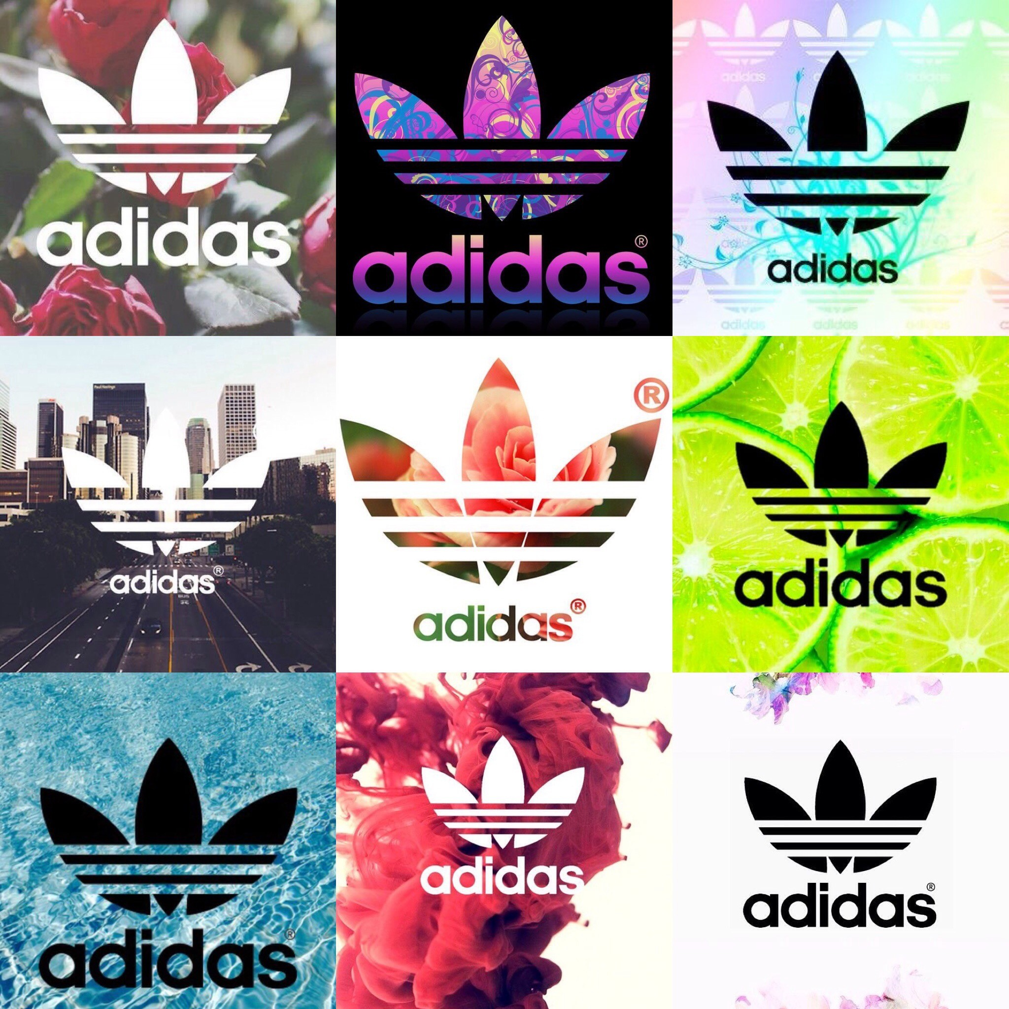 Adidas Logo Wallpaper 2018 69 Pictures