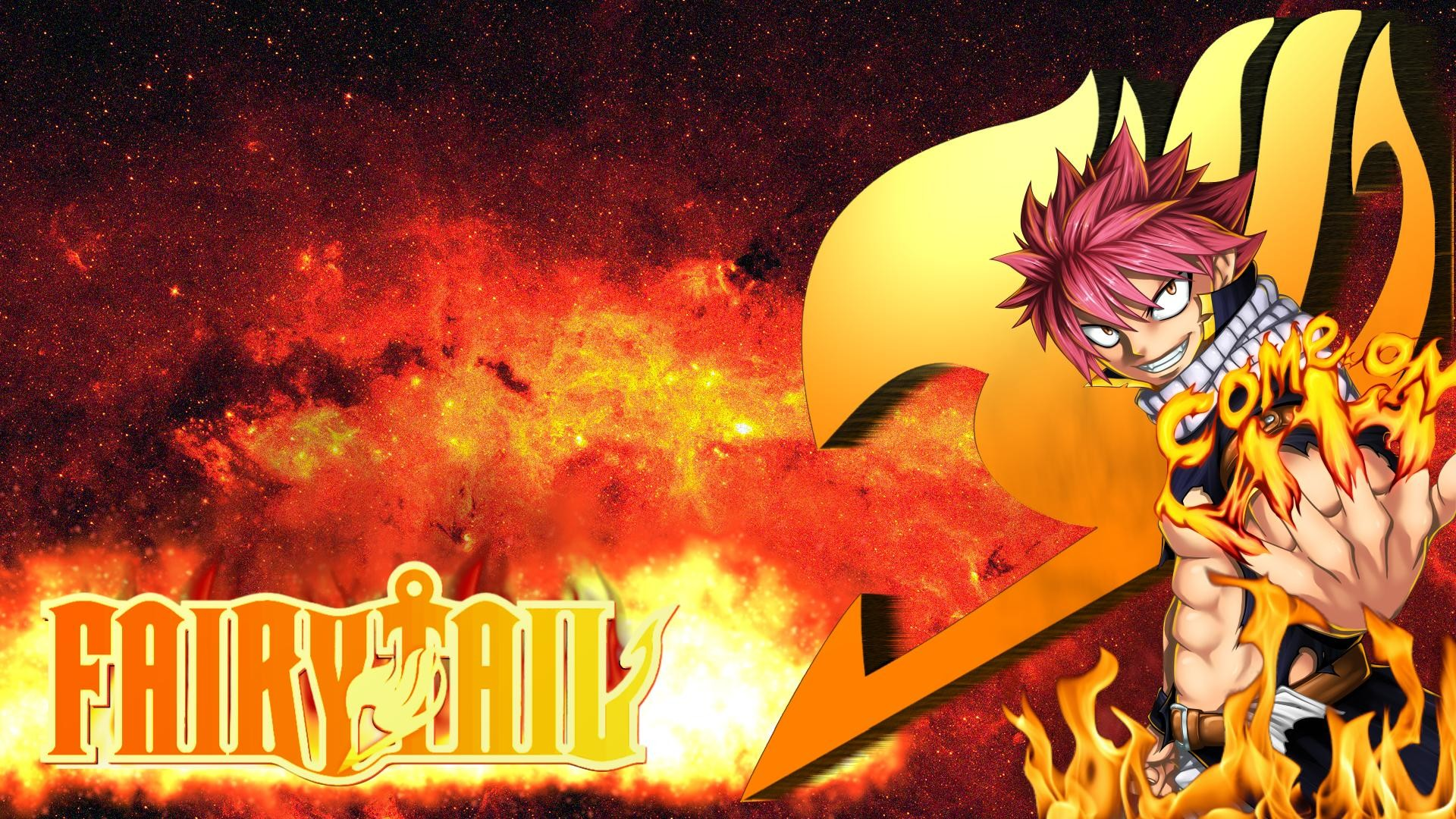 Fairy Tail Natsu Wallpapers High Resolution 1920x1200