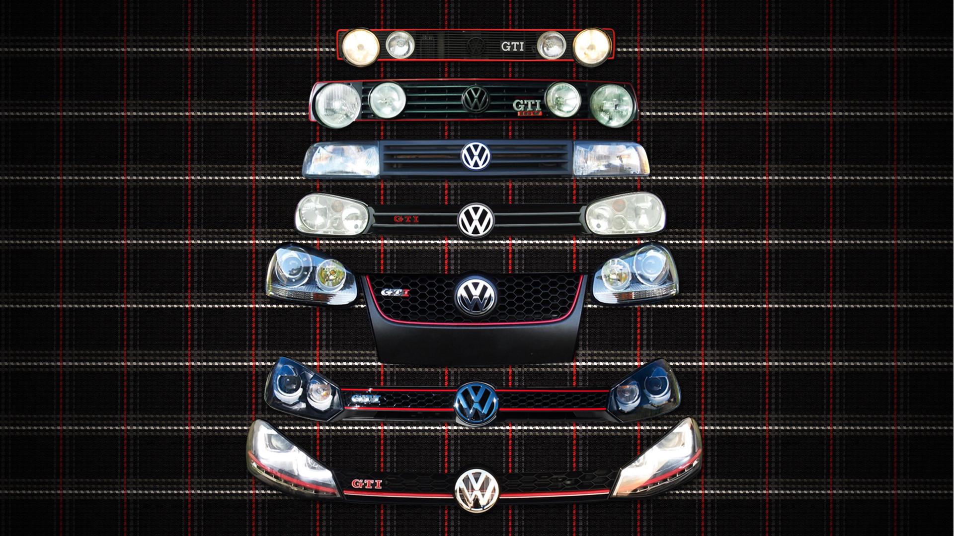 Volkswagen Gti Wallpaper 74 Pictures