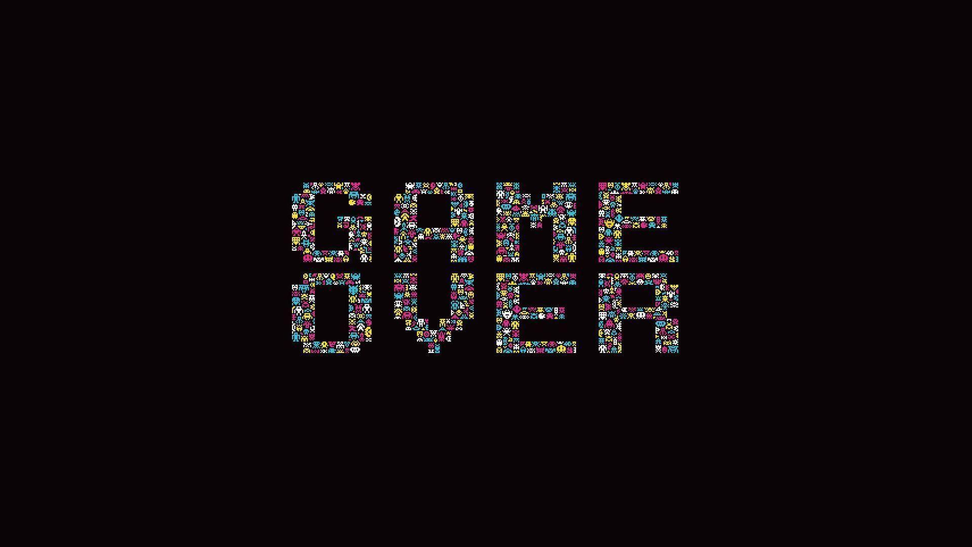 Game Over Wallpaper 71 Pictures