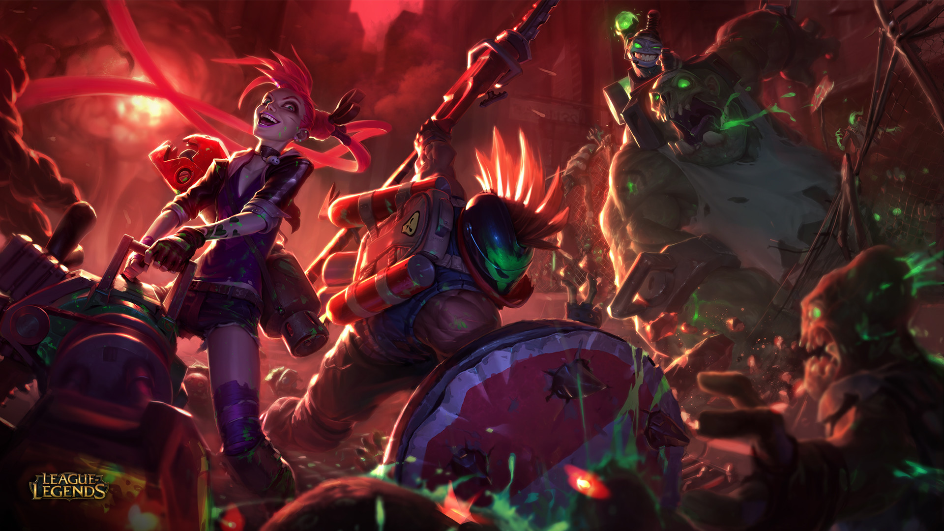 League of Legends Wallpapers (82+ pictures)