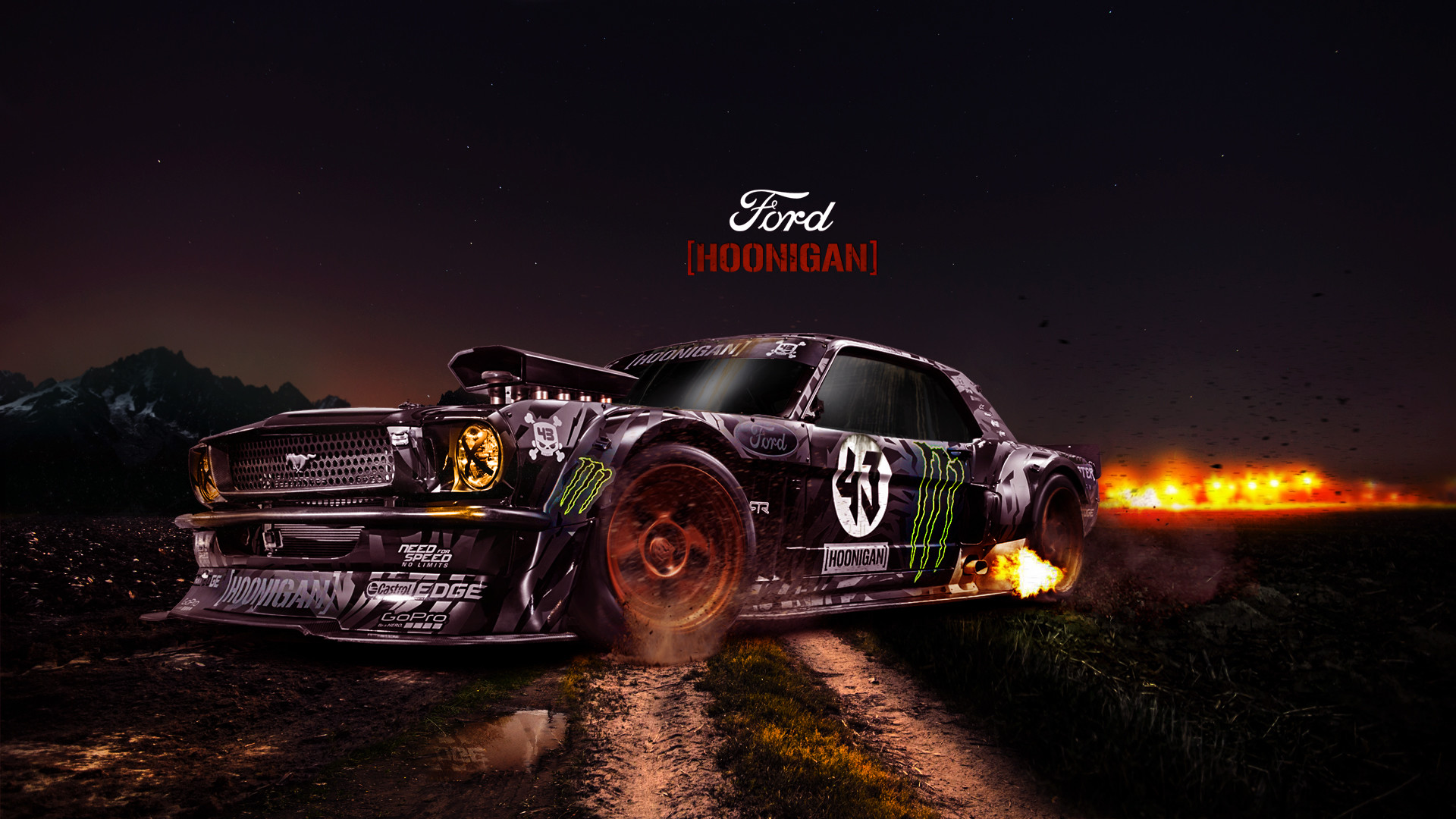 Ford Fiesta Rx43 >> Hoonigan Wallpapers (75+ pictures)