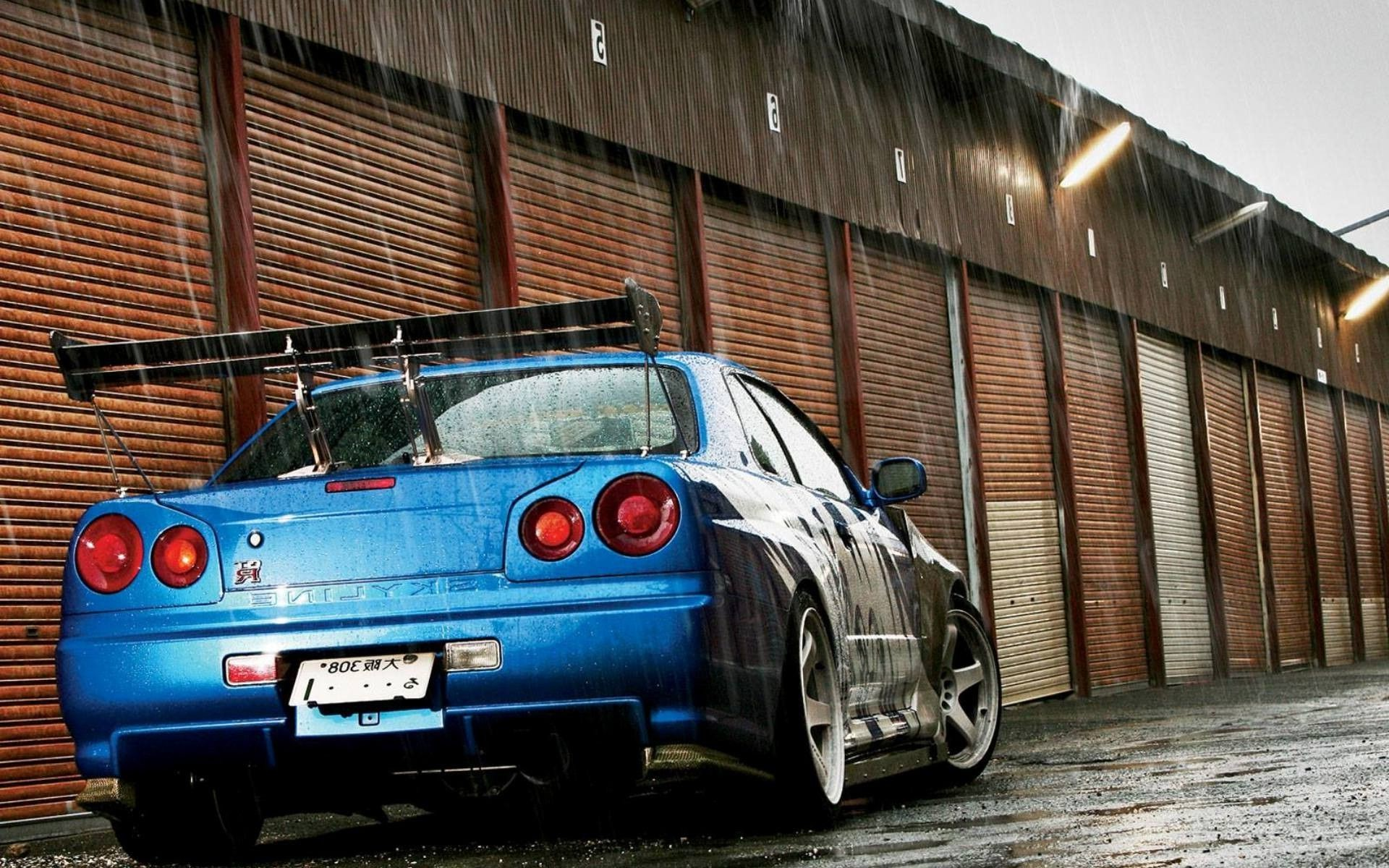 Nissan Skyline Gt R R34 Wallpapers 69 Pictures