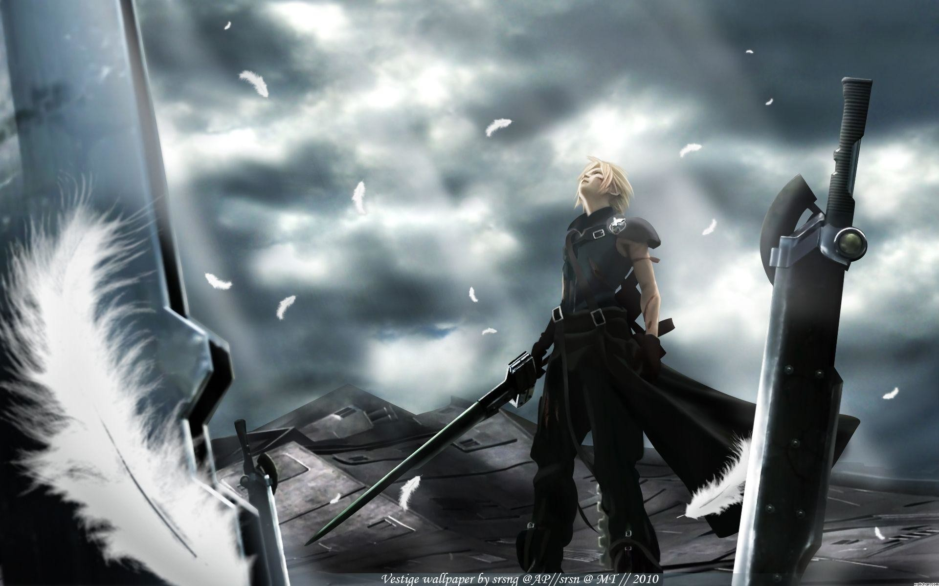 Cloud Ff7 Wallpaper 1920x1080 65 Pictures