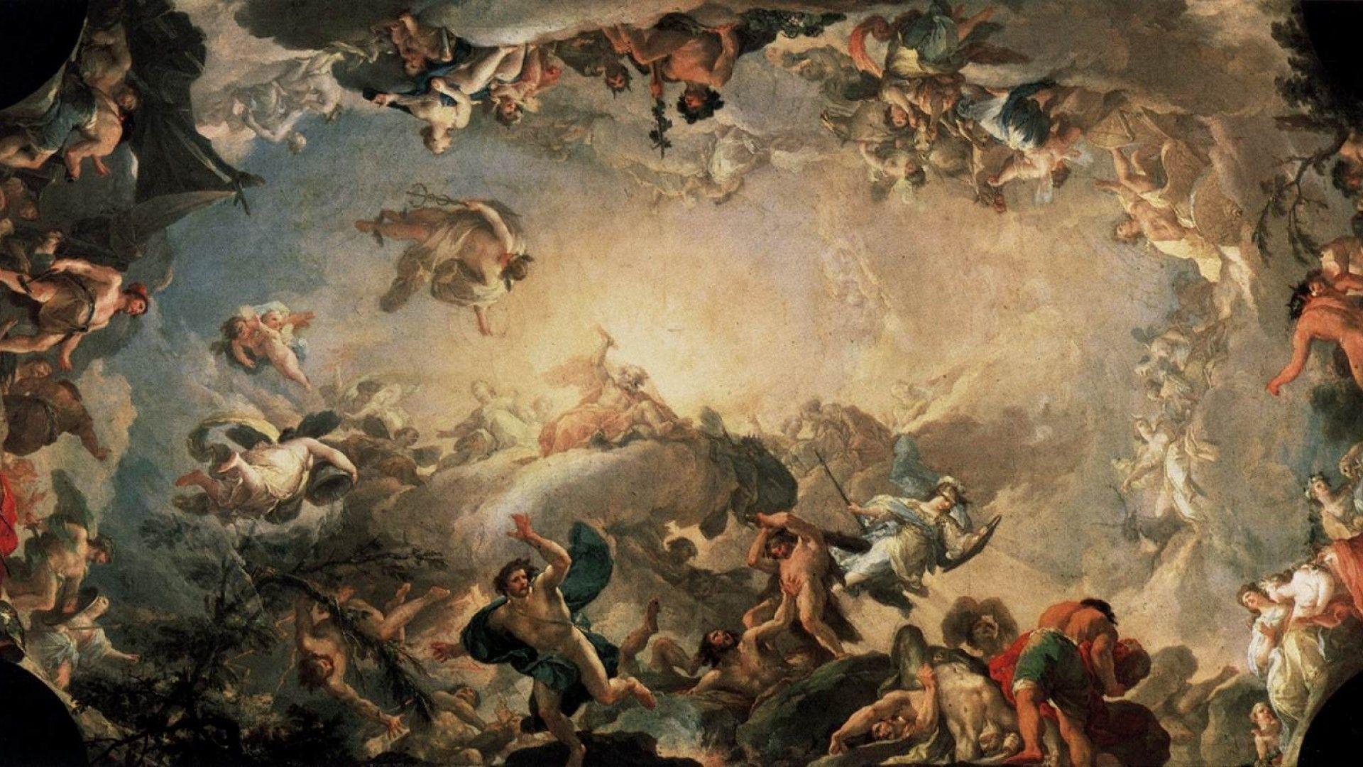 Greek Mythology Wallpaper 56 Pictures