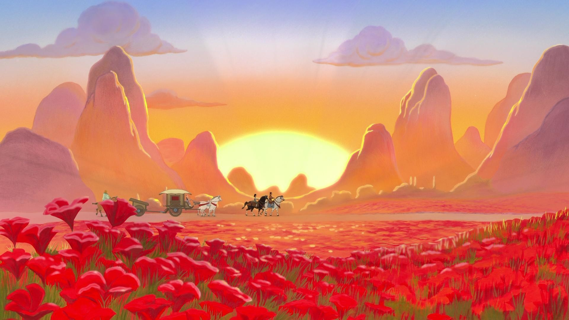Mulan Wallpapers 53 Pictures