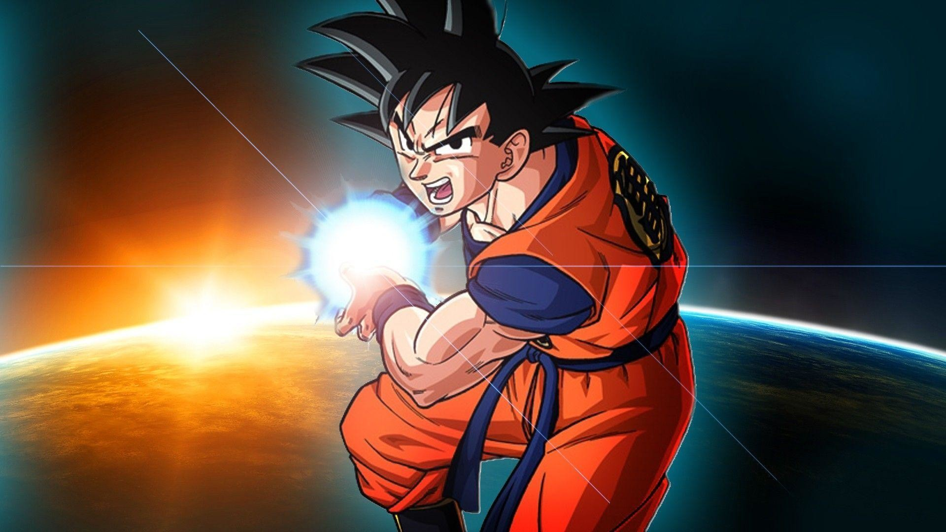 Dragon Ball Z Goku Wallpaper 72 Pictures