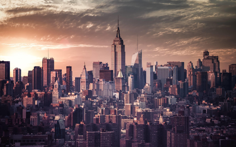 3840x2160 Free New York City USA America HD Desktop Wallpapers Backgrounds Wall Murals Downloads A2