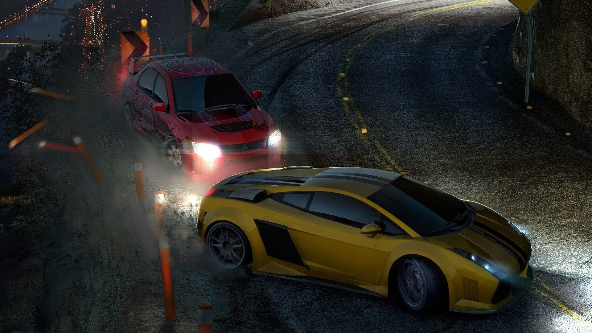 need for speed carbon download torrent