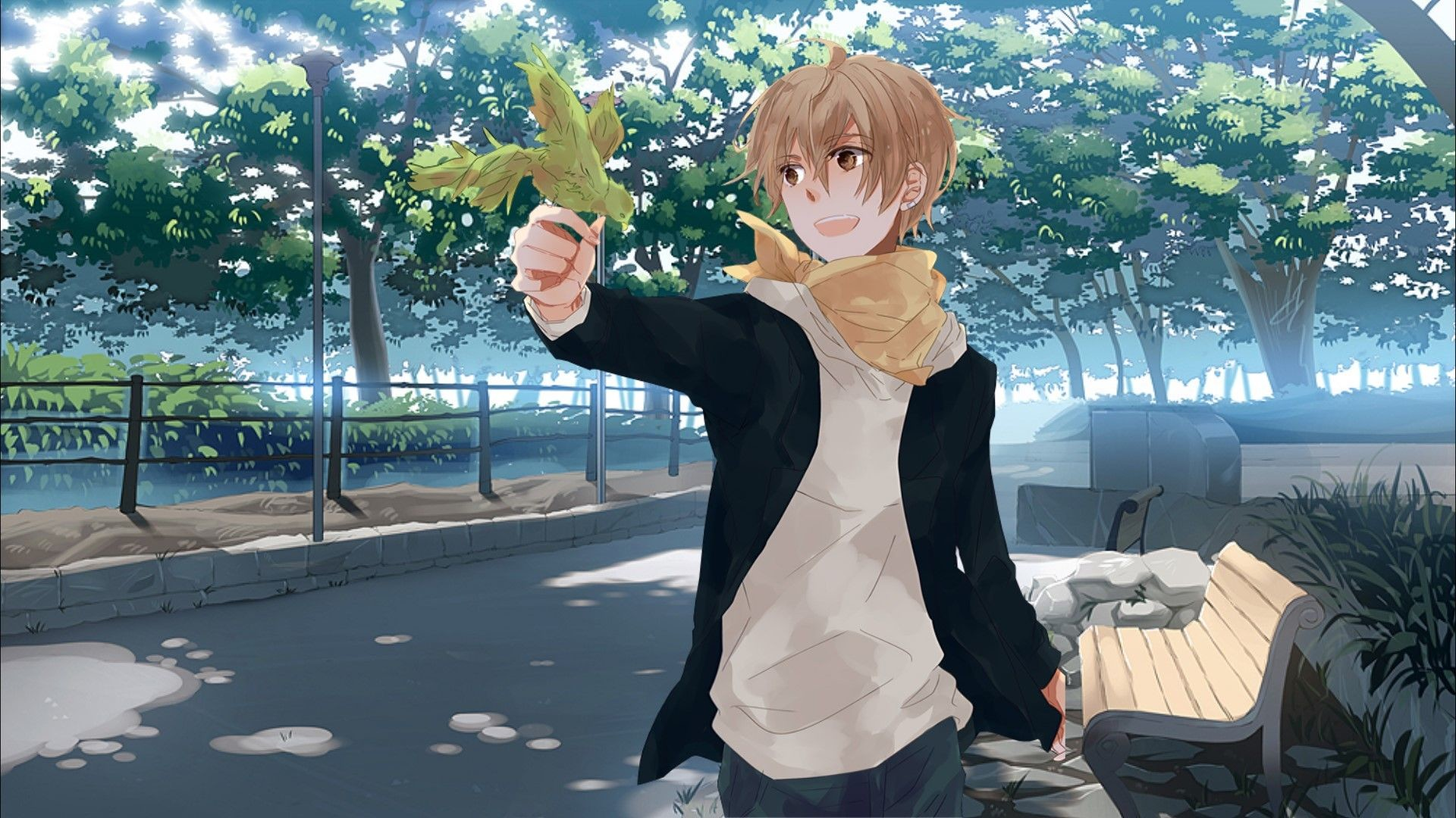 Boy Anime Wallpapers 56 Pictures