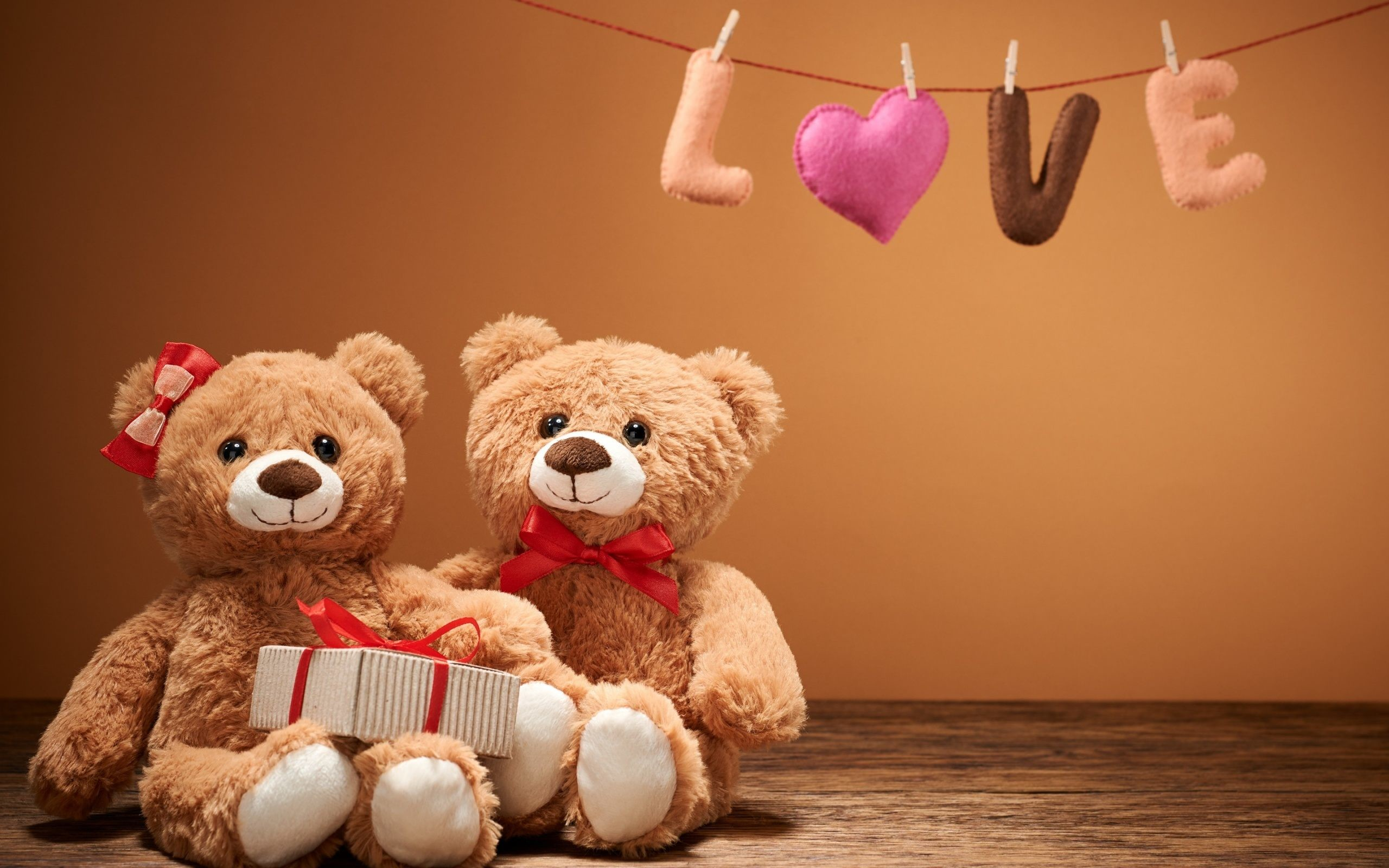 Teddy Bear Love Wallpaper (45+ Pictures
