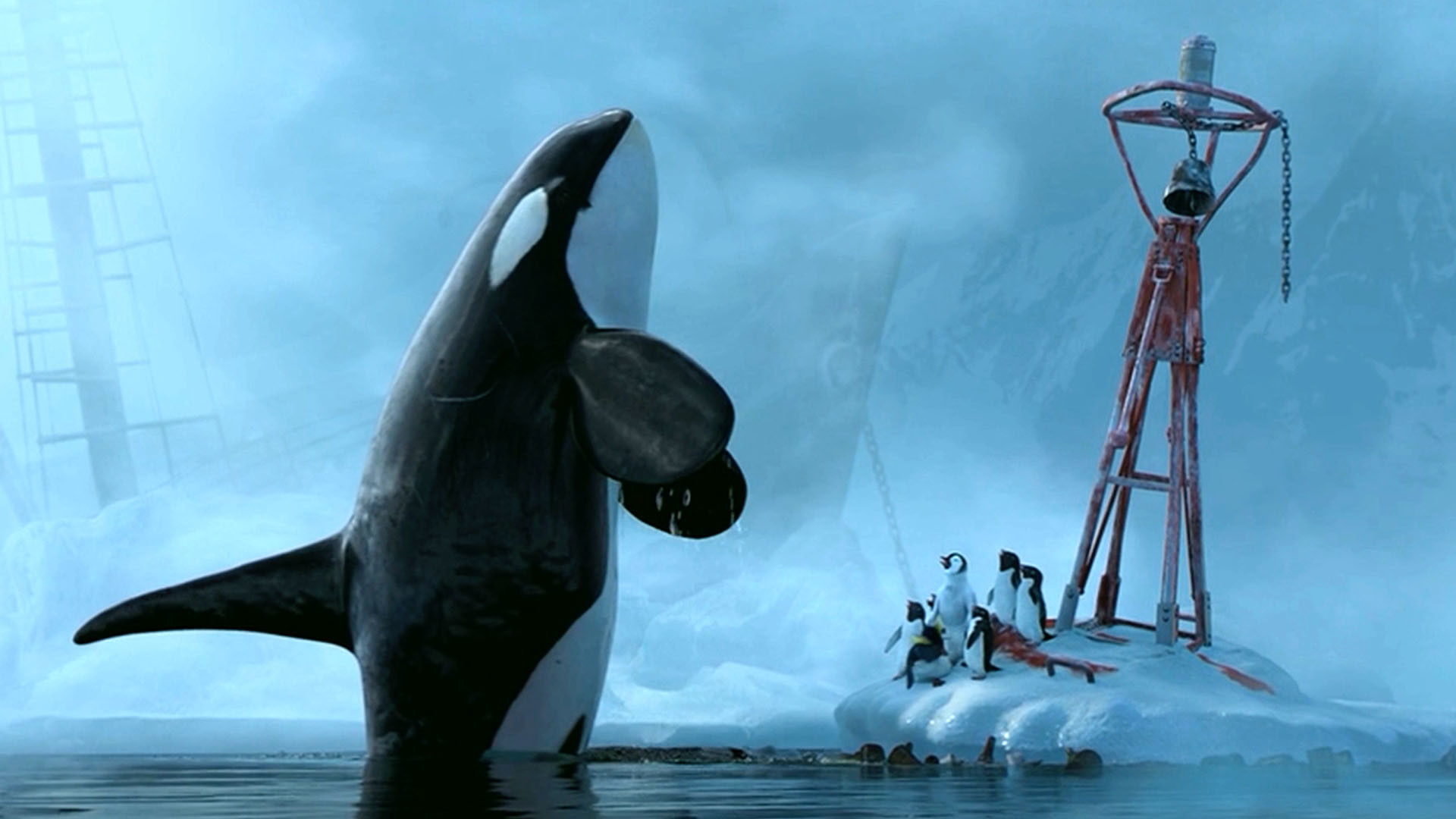 Killer whales wallpaper 58 pictures 1920x1080 thecheapjerseys Images