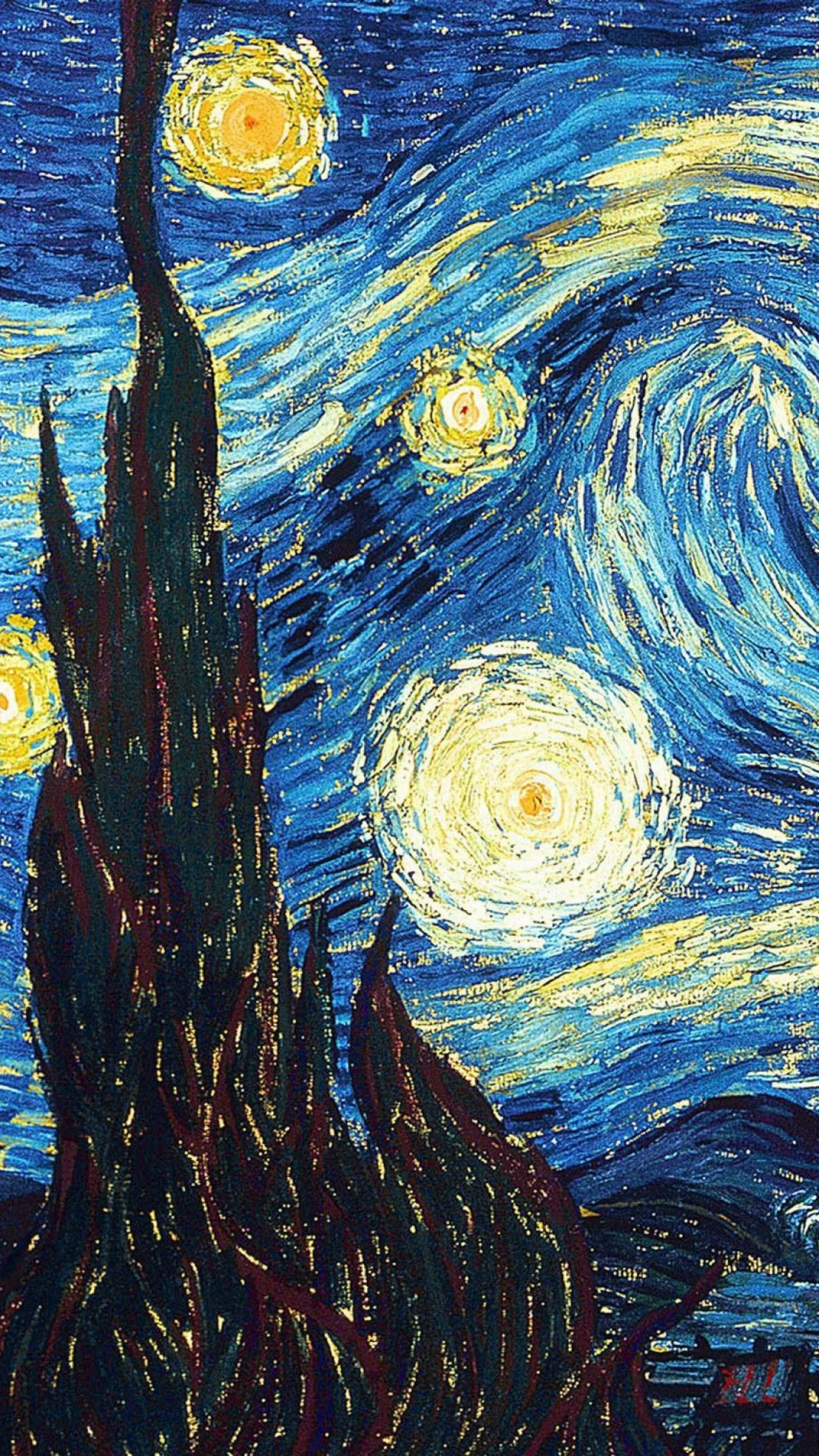 Van Gogh Wallpapers 52 Pictures