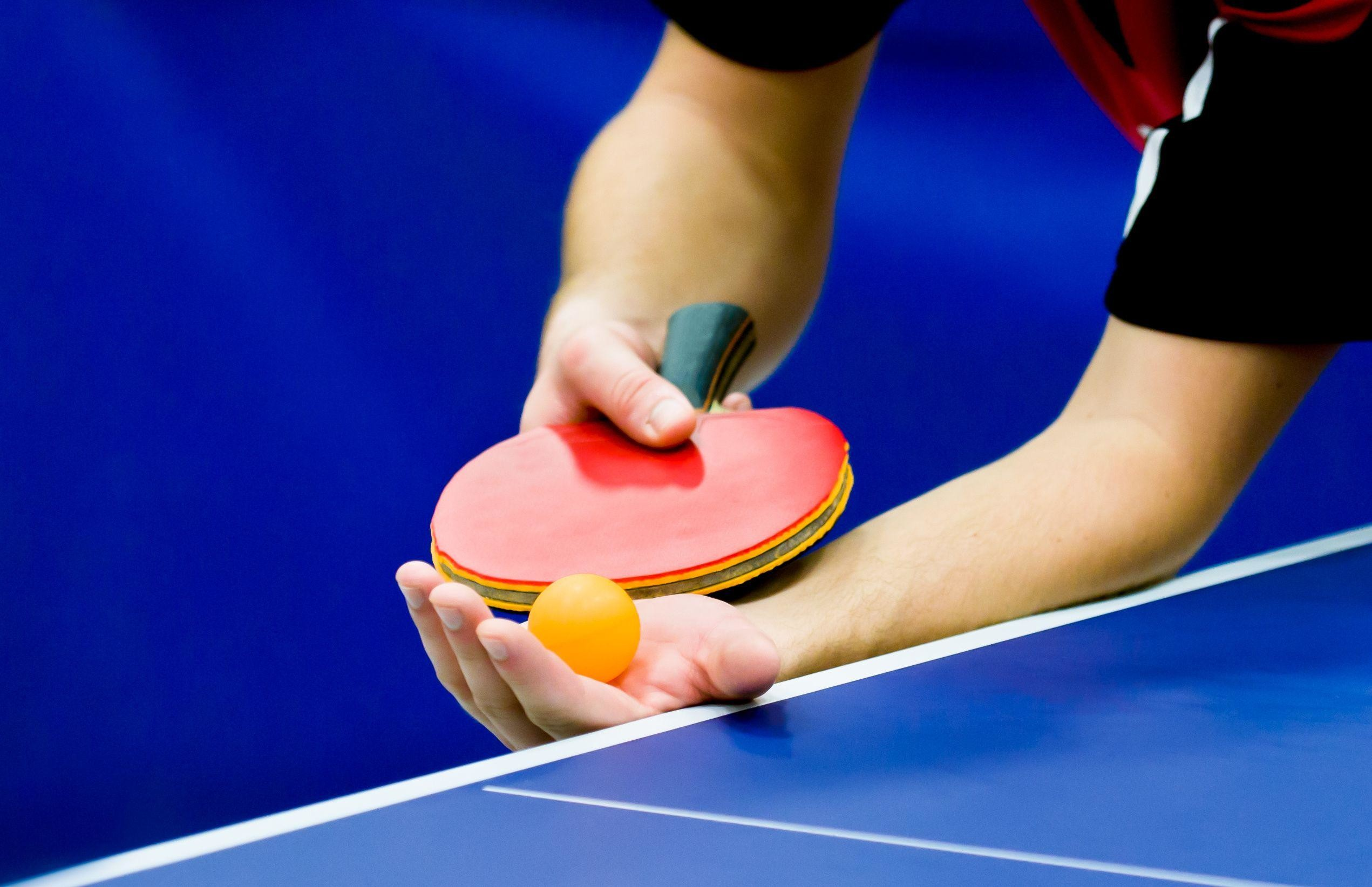 Table Tennis Wallpapers (65+ Pictures