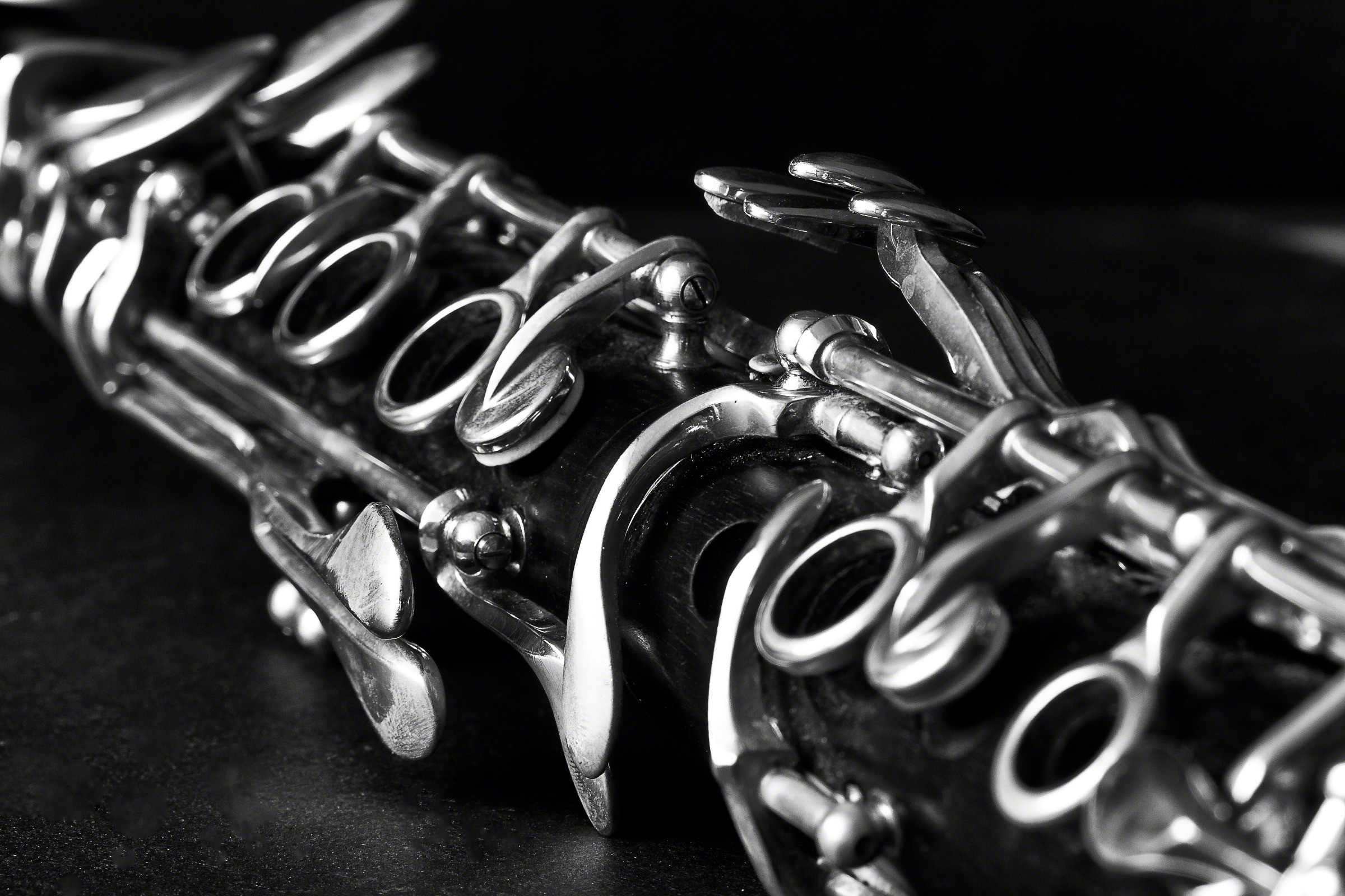 2400x1600 Flute Djembe Drum Clarinet