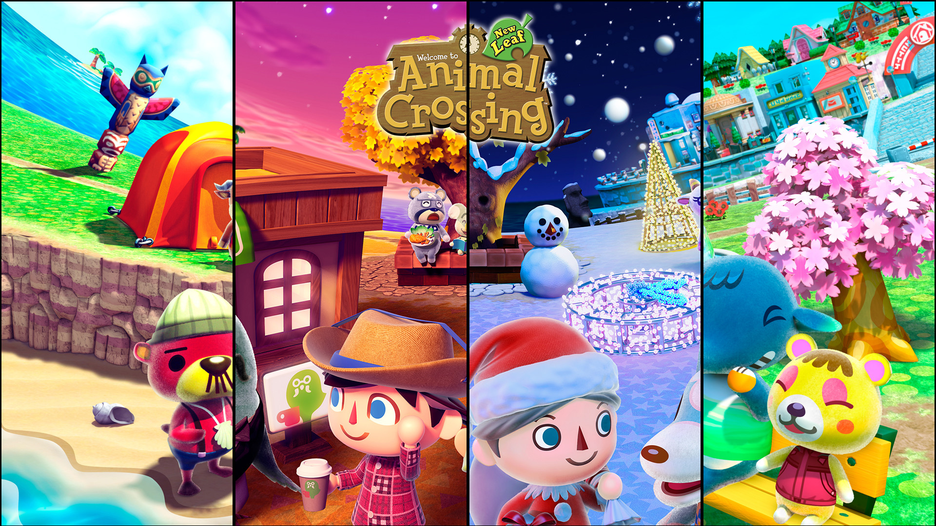 Animal Crossing Wallpapers 76 Pictures
