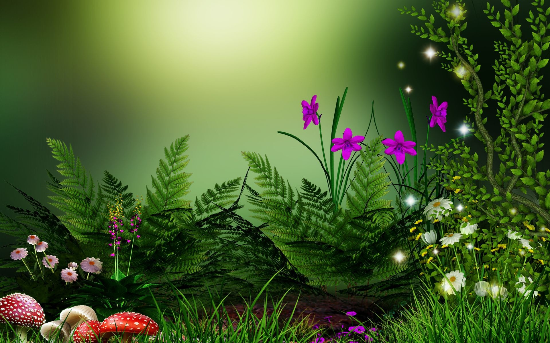 1920x1080 1920x1080 3D Nature Images Free Download.
