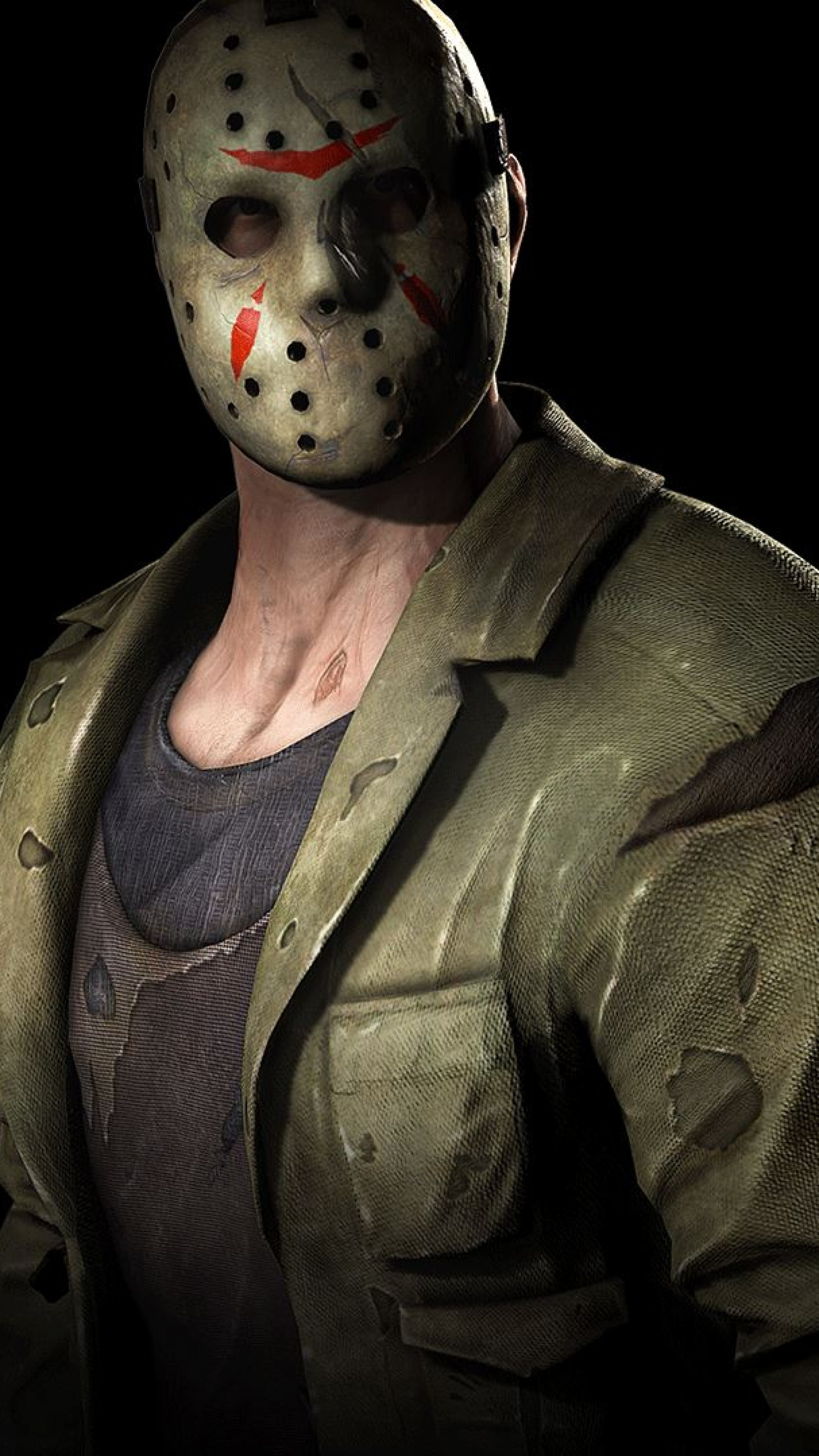 Jason Voorhees Friday the 13th Wallpapers (71+ pictures)