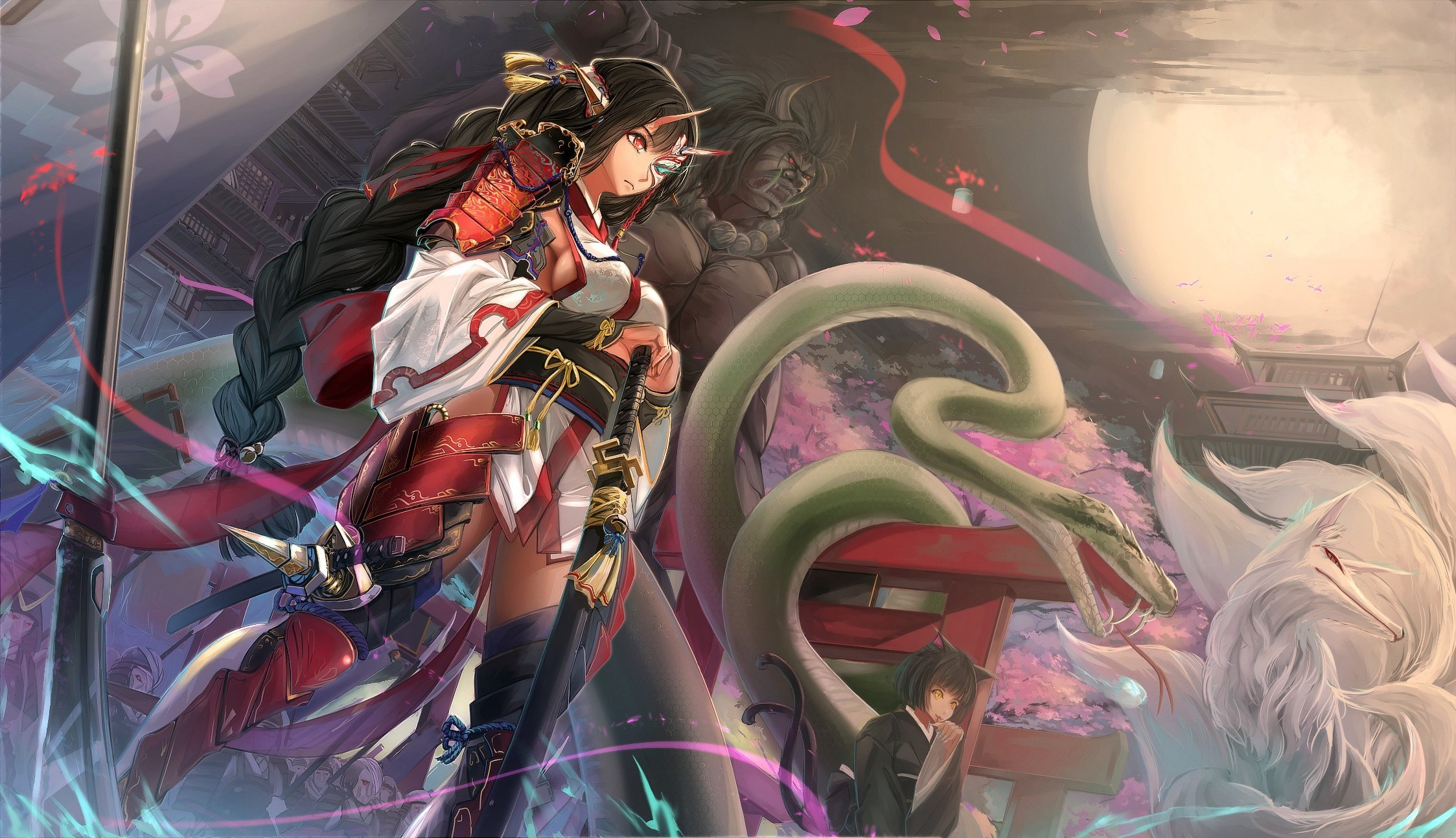 Anime Samurai Wallpaper 68 Pictures