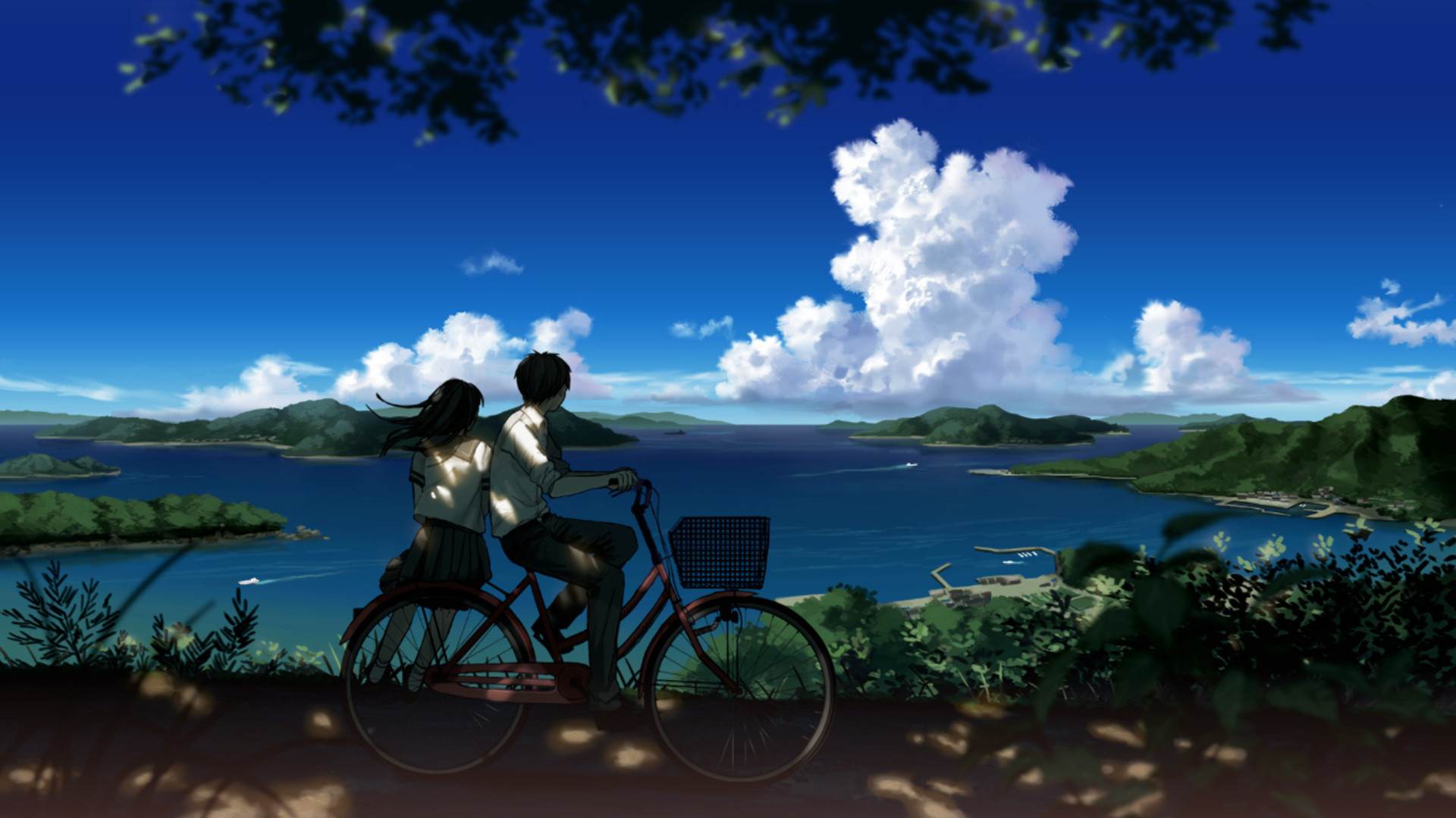Anime Scenery Wallpapers (62+ pictures)