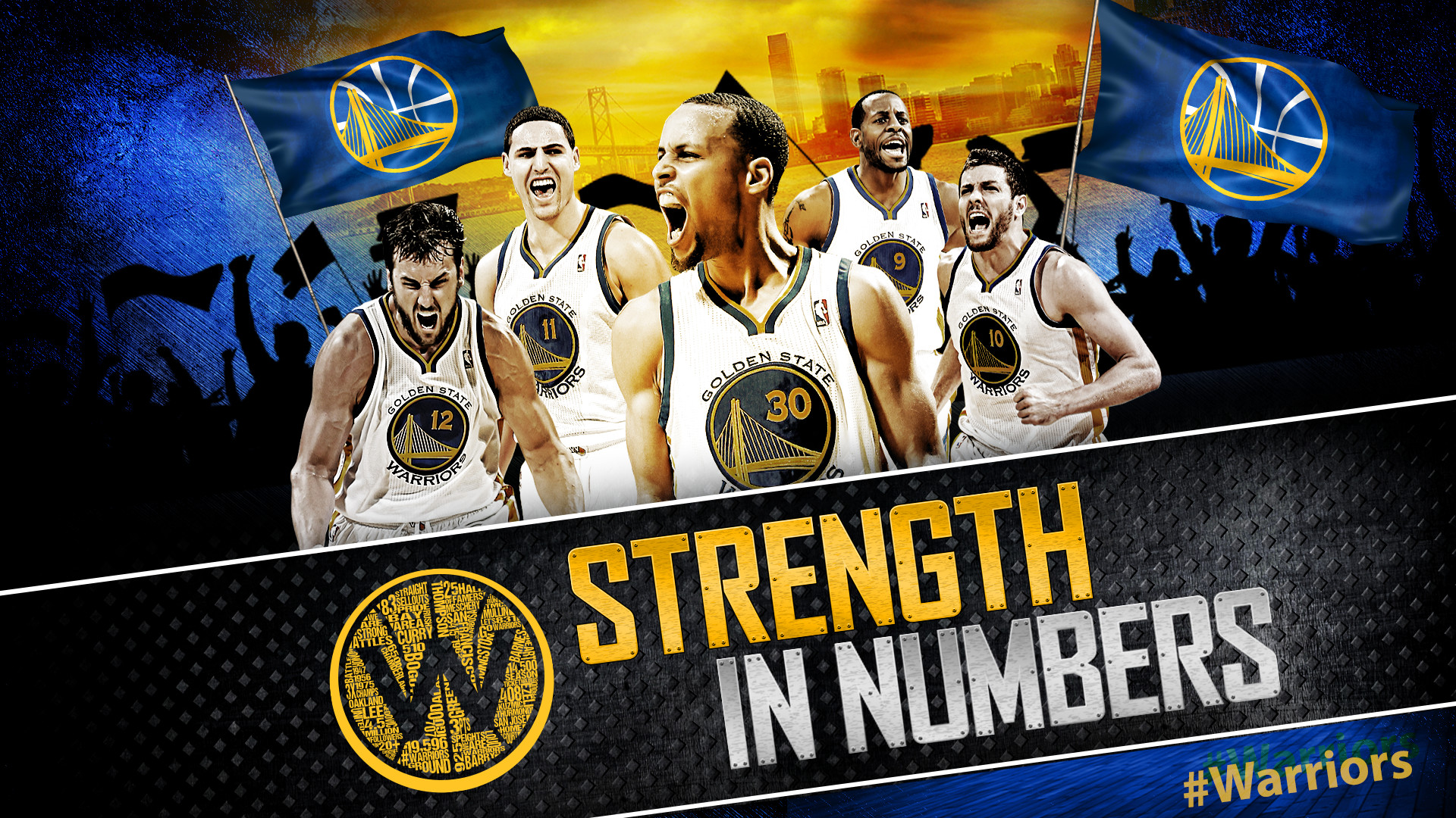 Golden state warriors 2018 wallpapers 67 pictures - Golden state warriors wallpaper 2017 ...