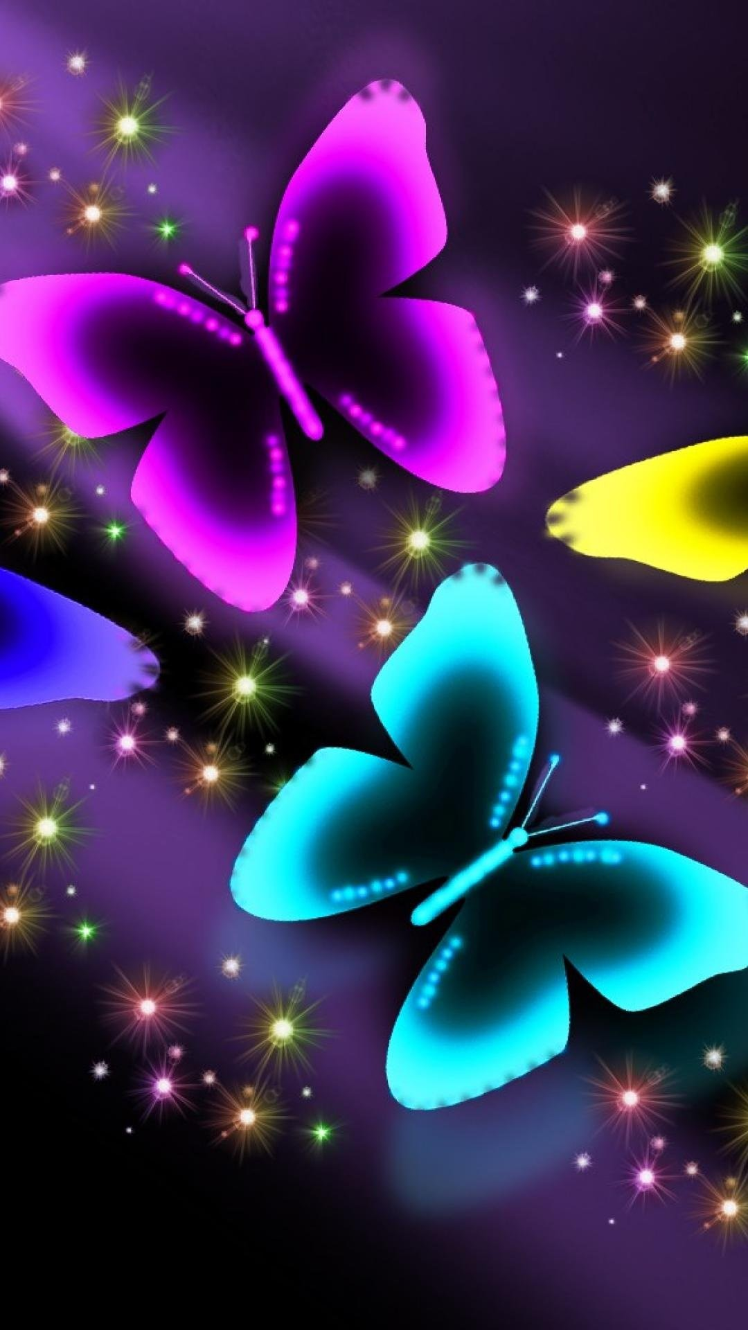 Neon Purple Backgrounds (54+ pictures)