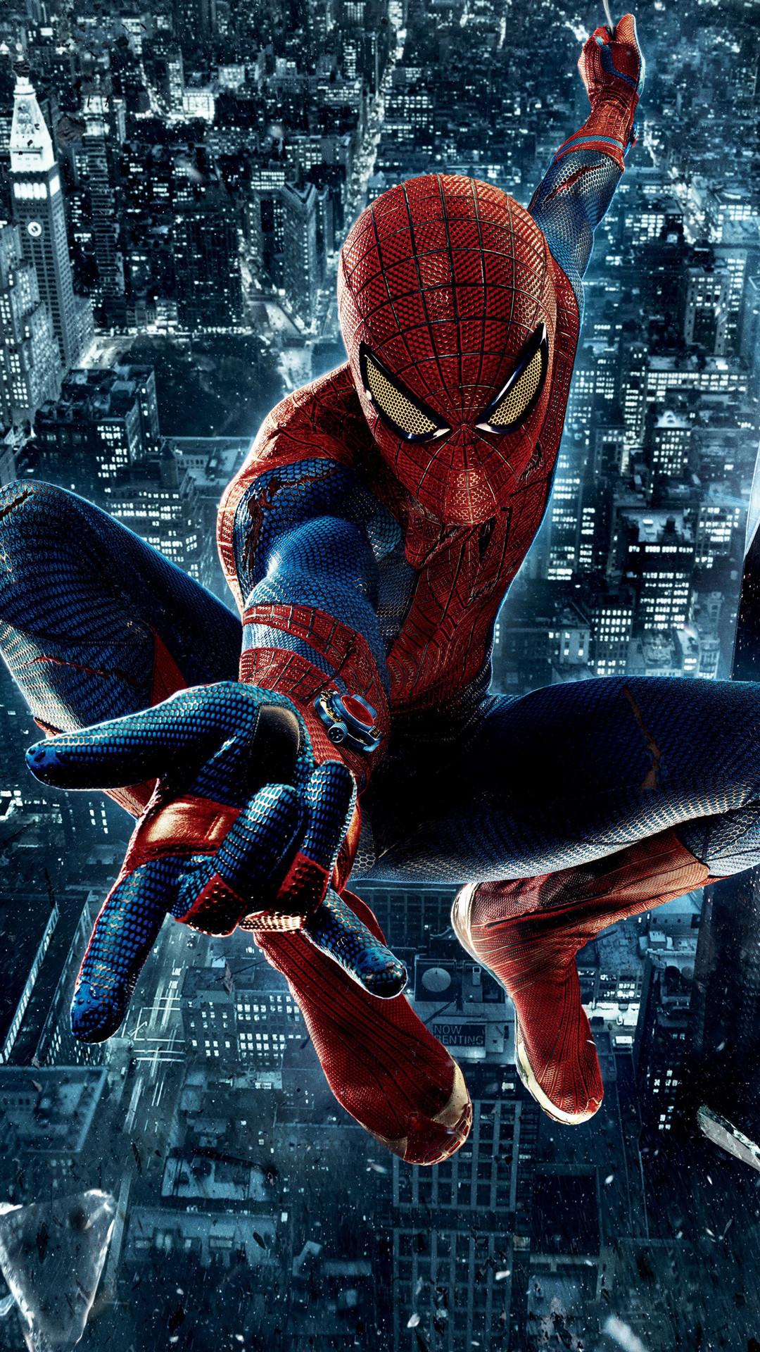 Spiderman Cartoon Wallpapers (71+ pictures)