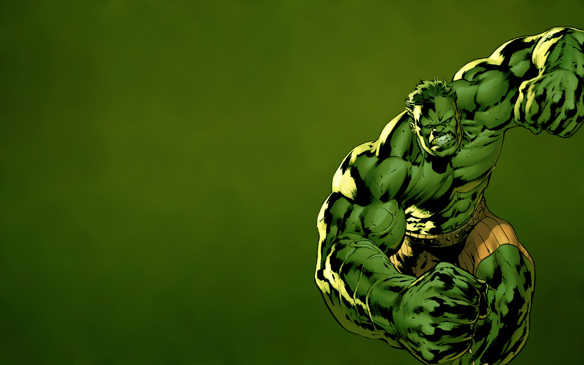 The Hulk Wallpaper 60 Pictures