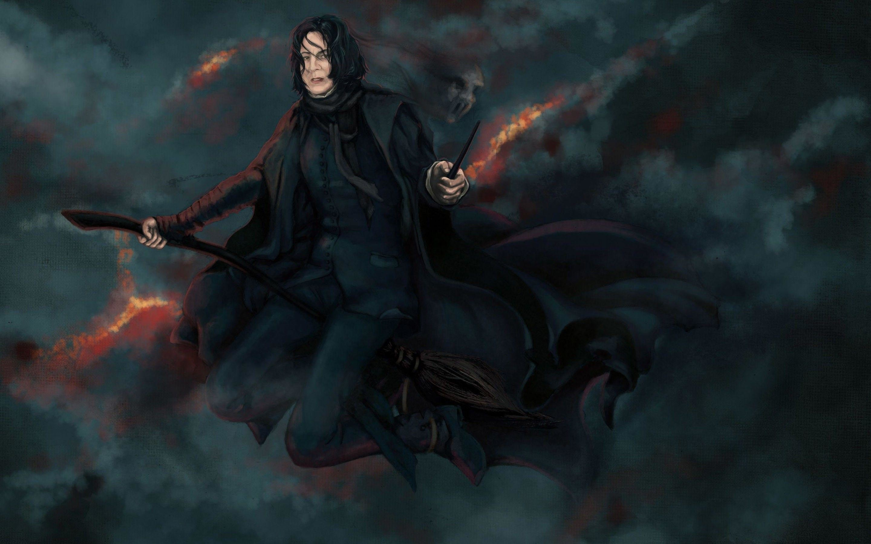 Professor Severus Snape Wallpapers 68 Pictures