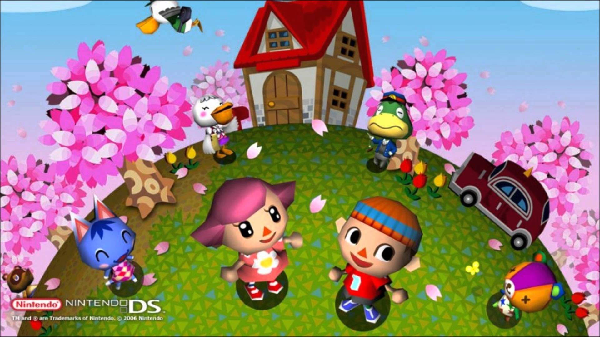 Animal Crossing Wallpapers (76+ Pictures