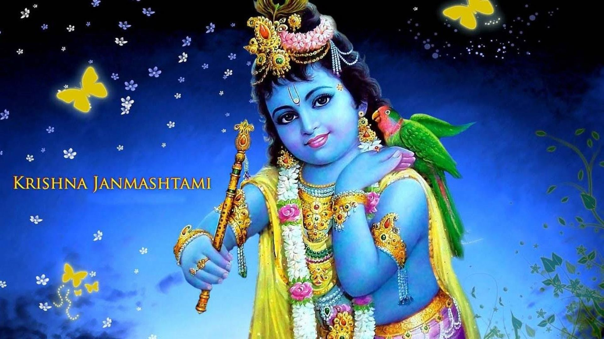 Lord Krishna Wallpaper 2018 71 Pictures
