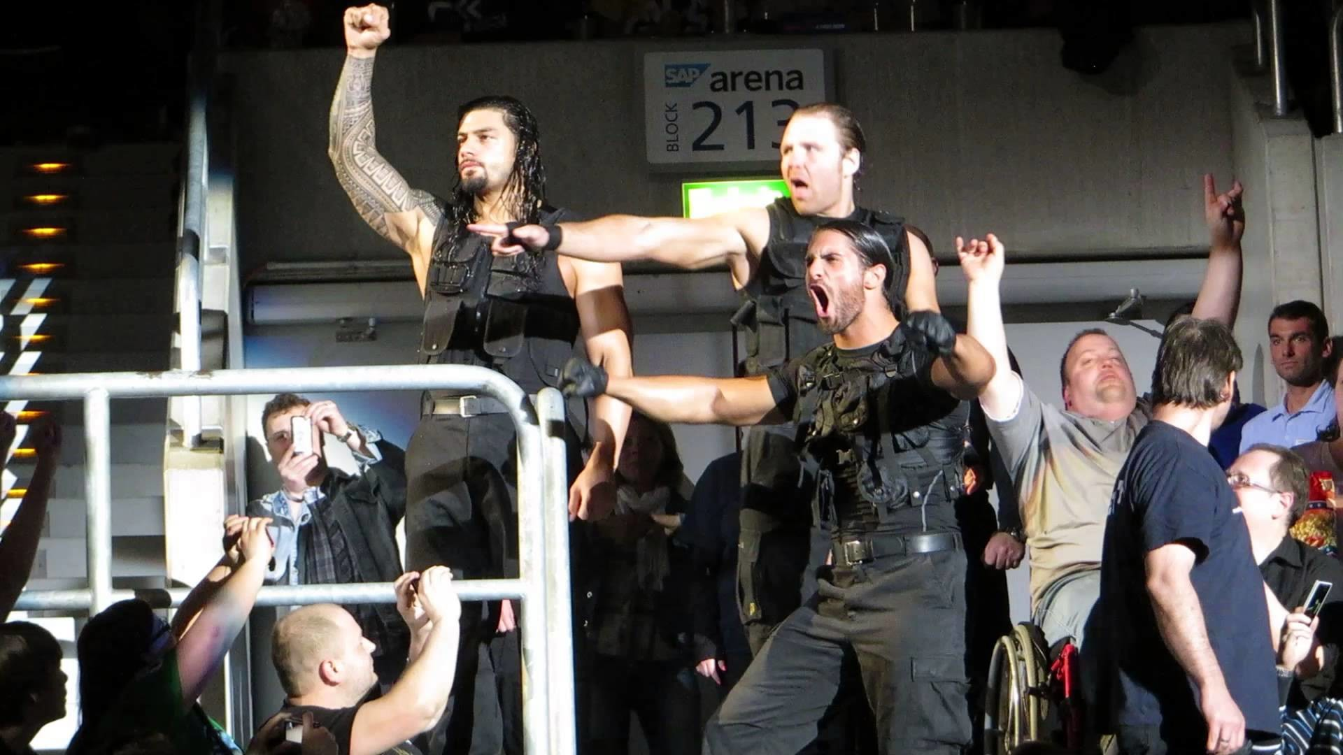 wwe the shield wallpapers 85 pictures