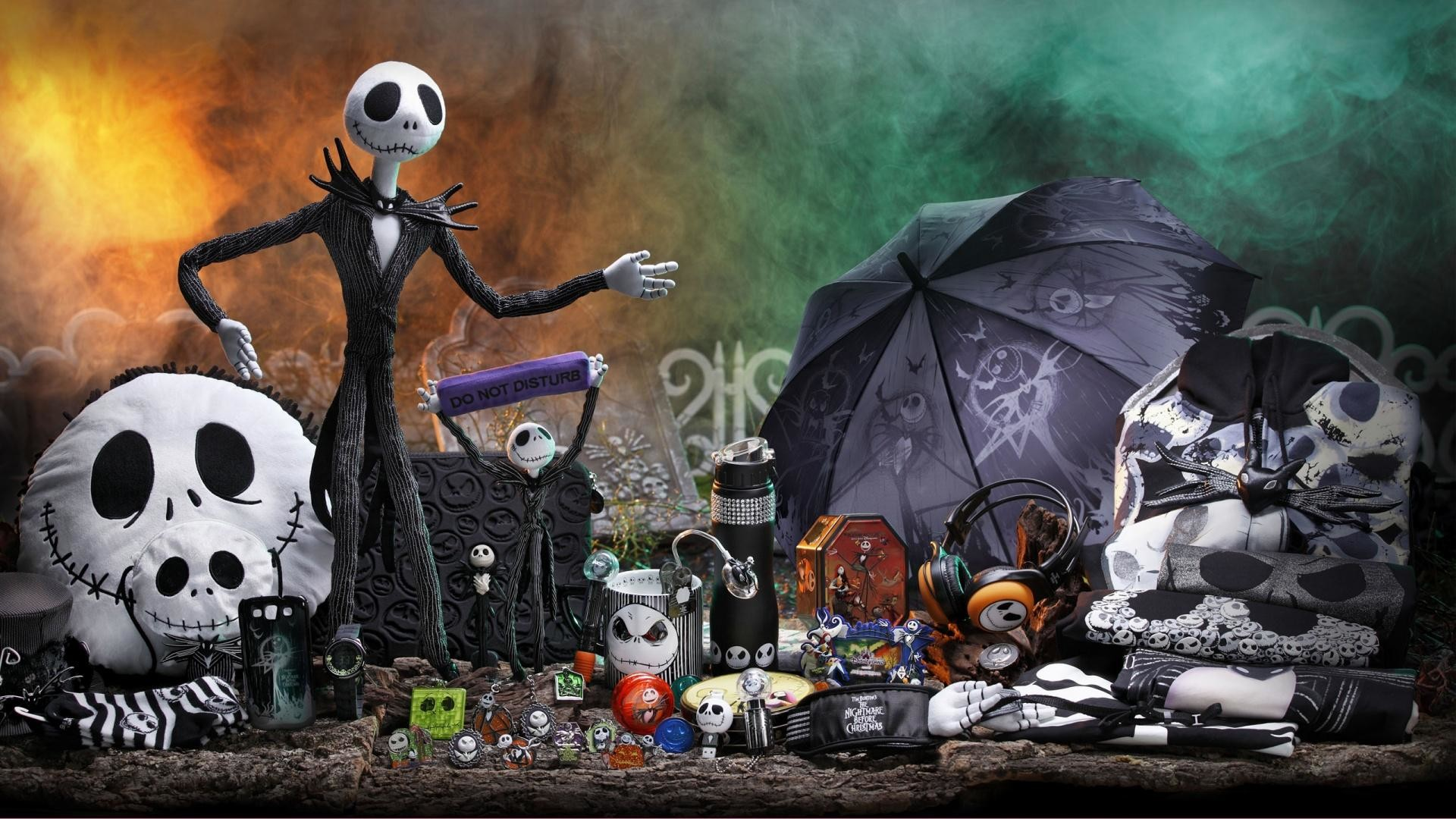 Nightmare Before Christmas Hd Wallpaper.The Nightmare Before Christmas Backgrounds 61 Pictures