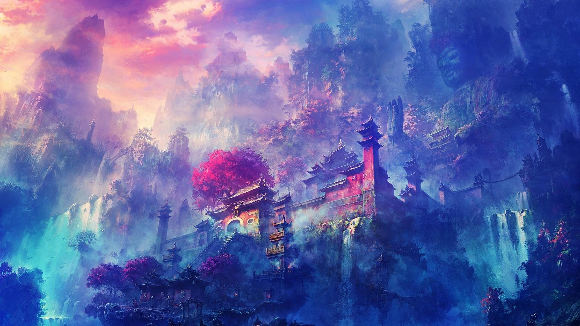 Anime Scenery Wallpapers 62 Pictures