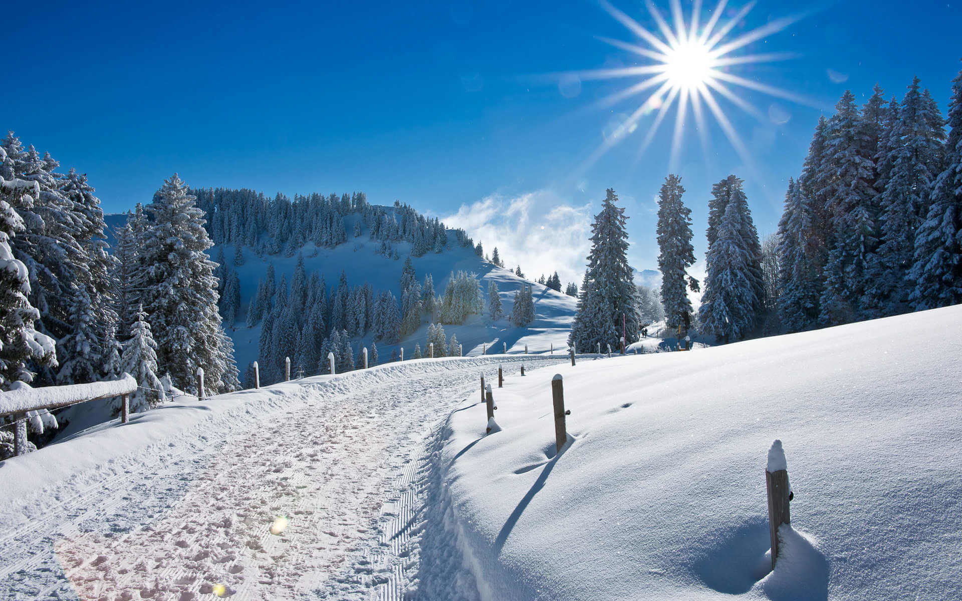 Winter Screensavers And Wallpaper 60 Pictures