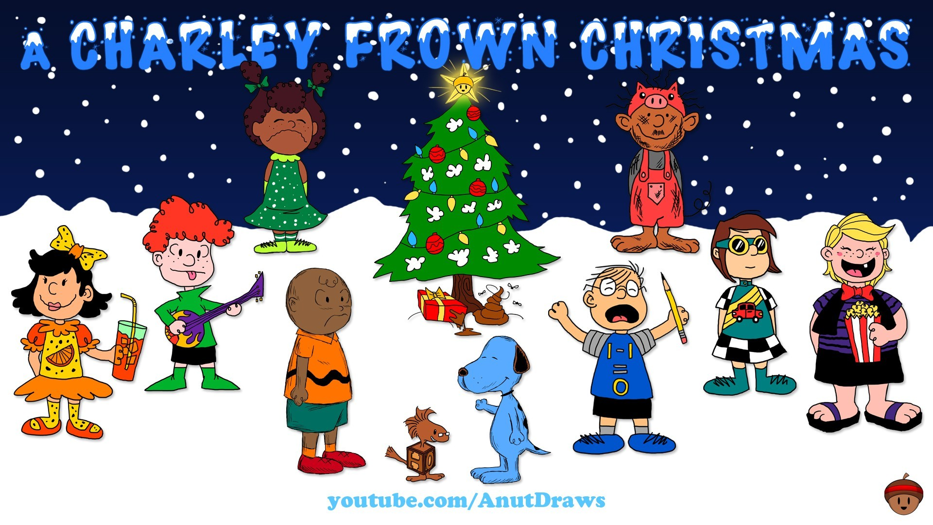 Charlie Brown Christmas Tree Wallpaper 43 Pictures