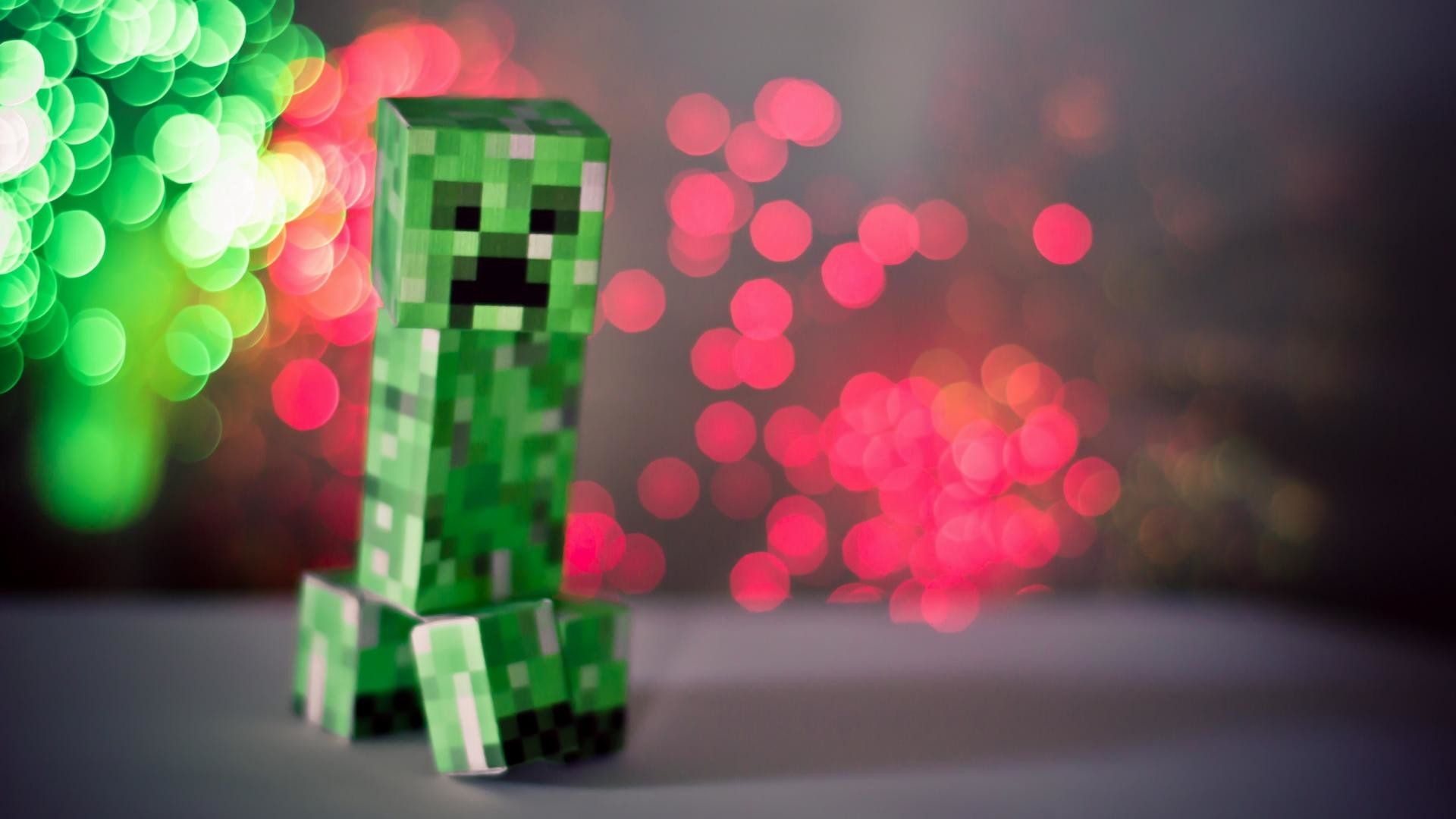 Minecraft Creeper Desktop Background 79 Pictures