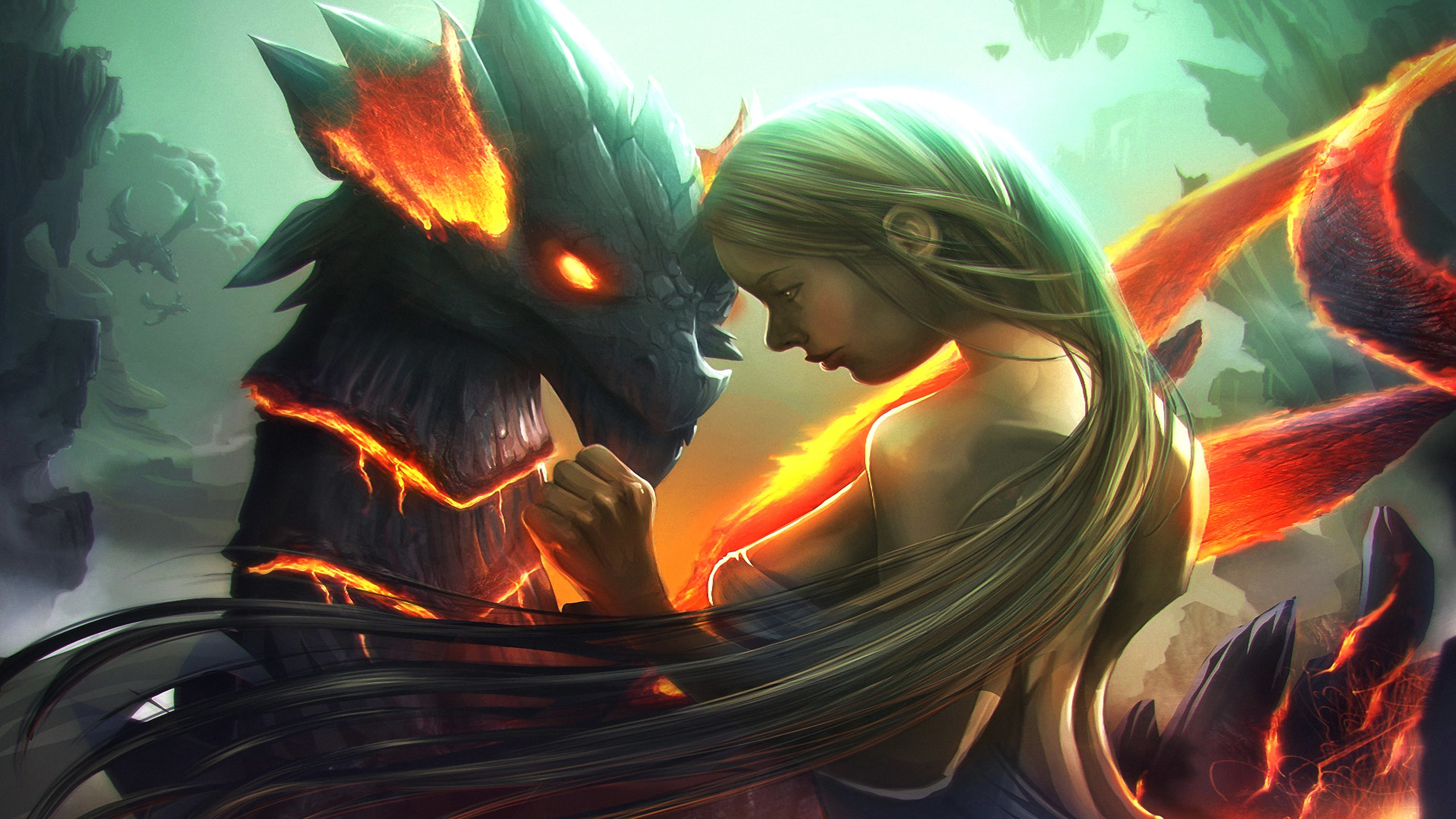 Dragons Wings Fantasy Dragon Wallpaper At Wallpapers 2000x1500