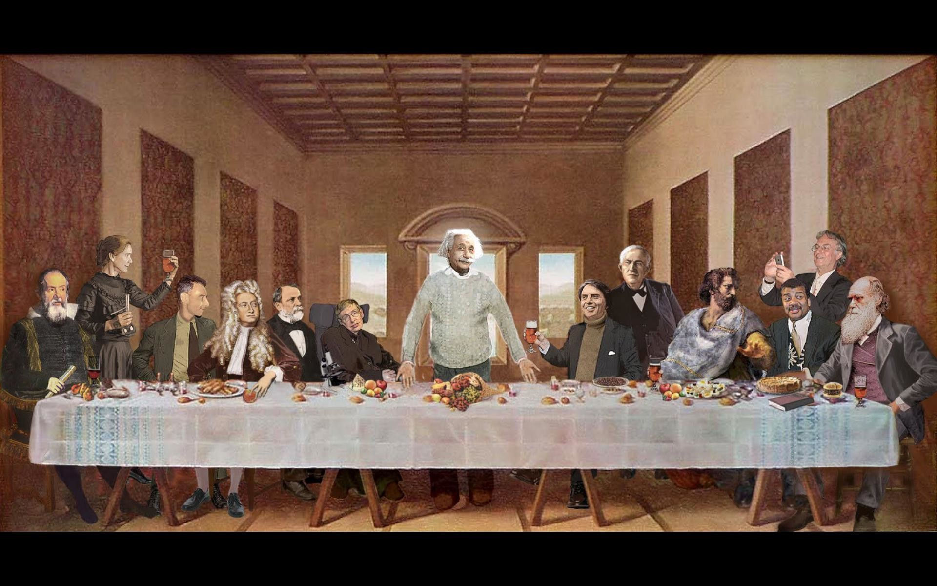 The Last Supper Wallpaper 60 Pictures
