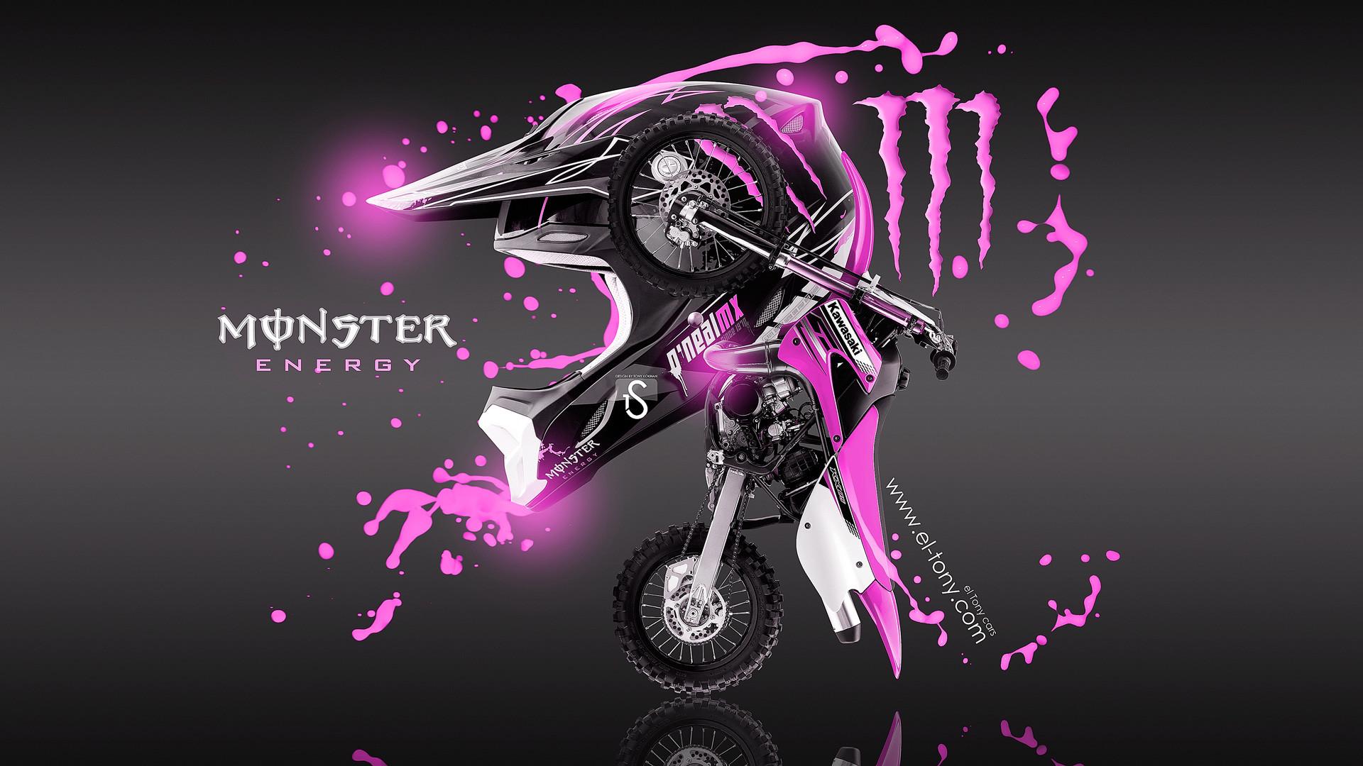 Desktop Monster Energy HD Wallpaper Free Download 2794x1821