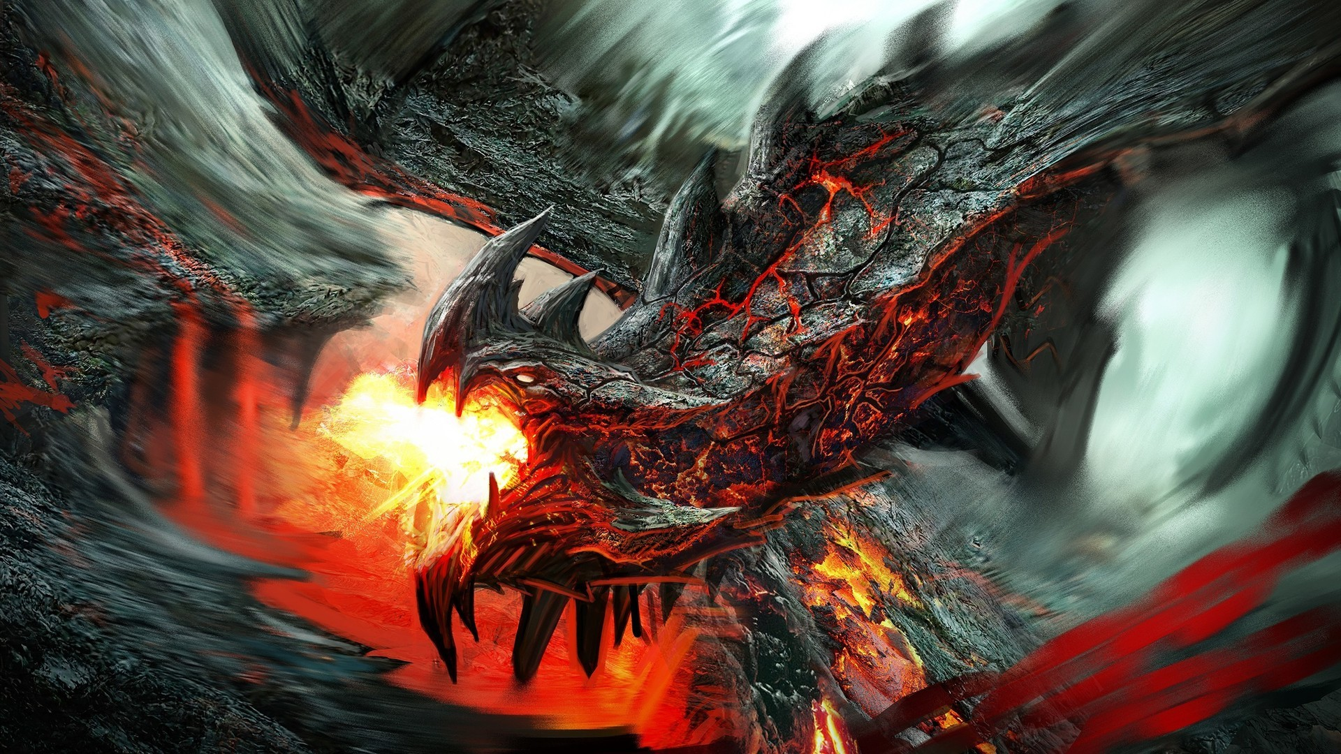 Dragon Wallpaper 79 Pictures