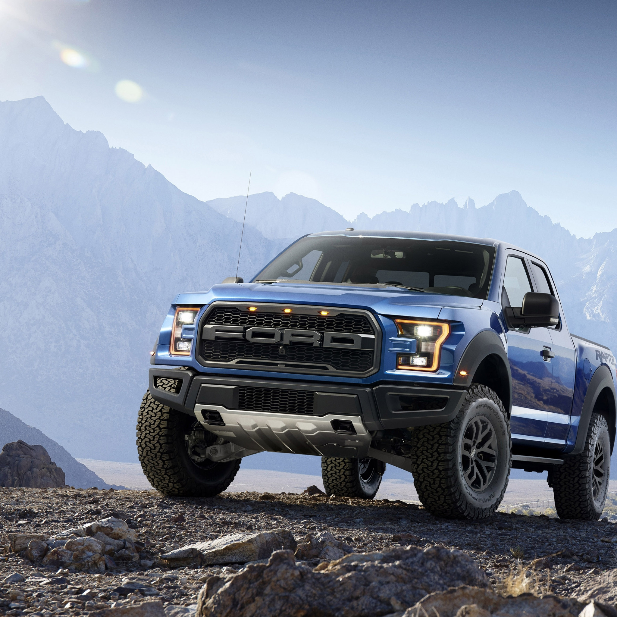 Ford F 150 Raptor Wallpapers (54+ Pictures