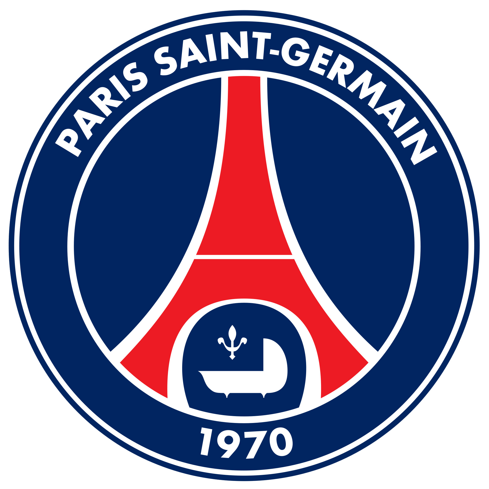 Paris Saint-Germain dreams bigger with its new logo by ...