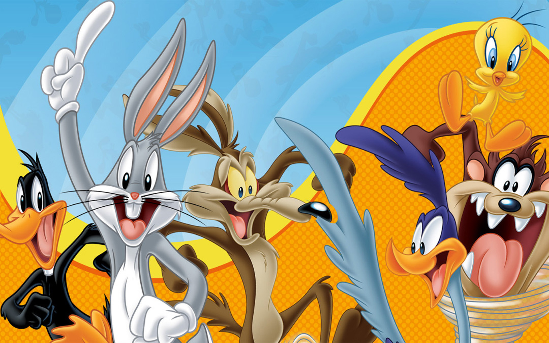 Looney Tunes Characters Wallpapers 63 Pictures