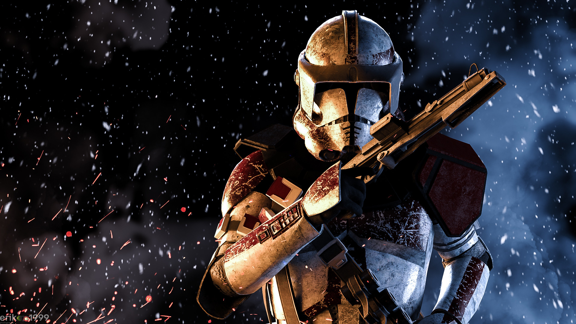 Star Wars Clone Wallpaper (73+ pictures)