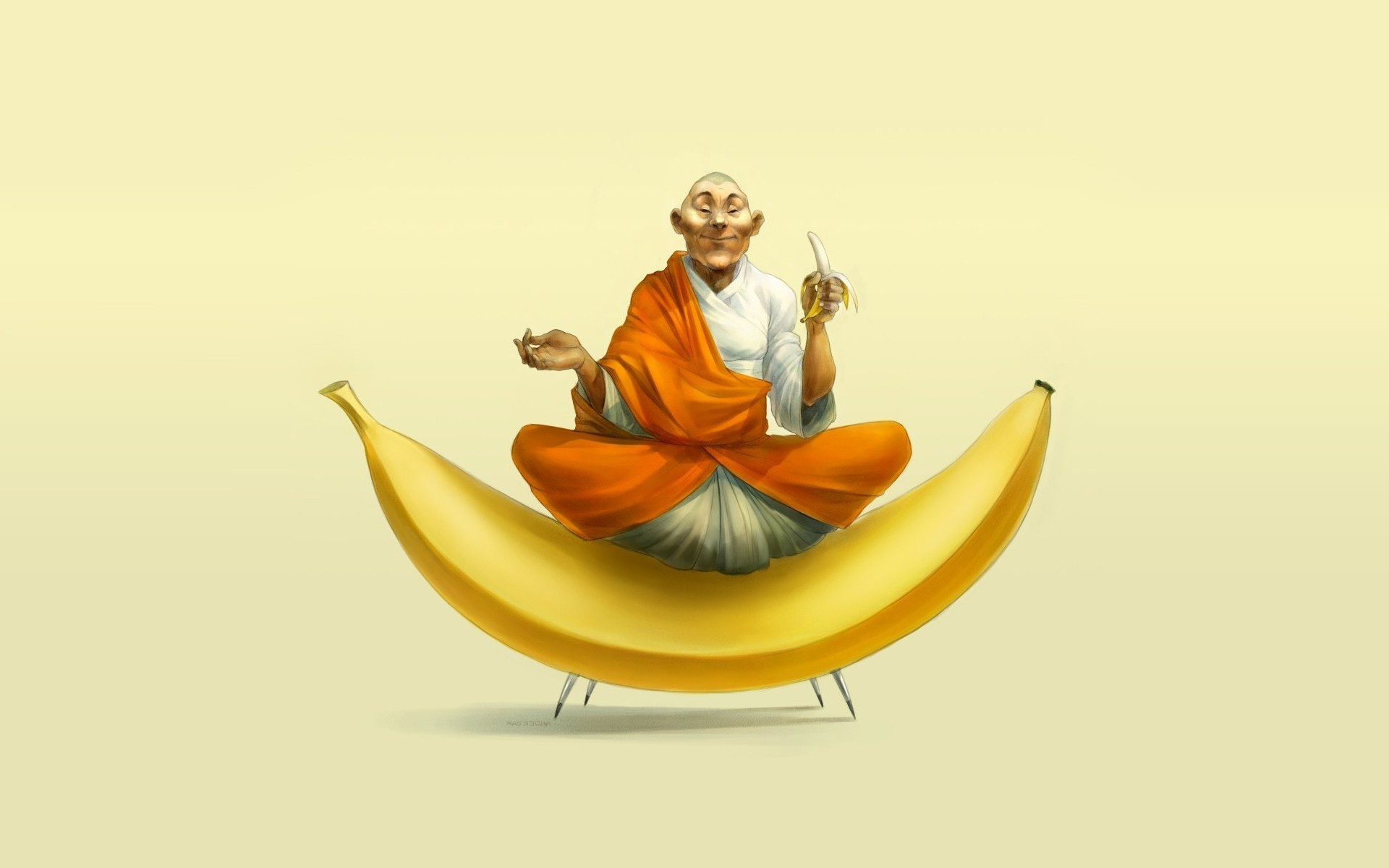 funny banana wallpaper (64+ pictures)