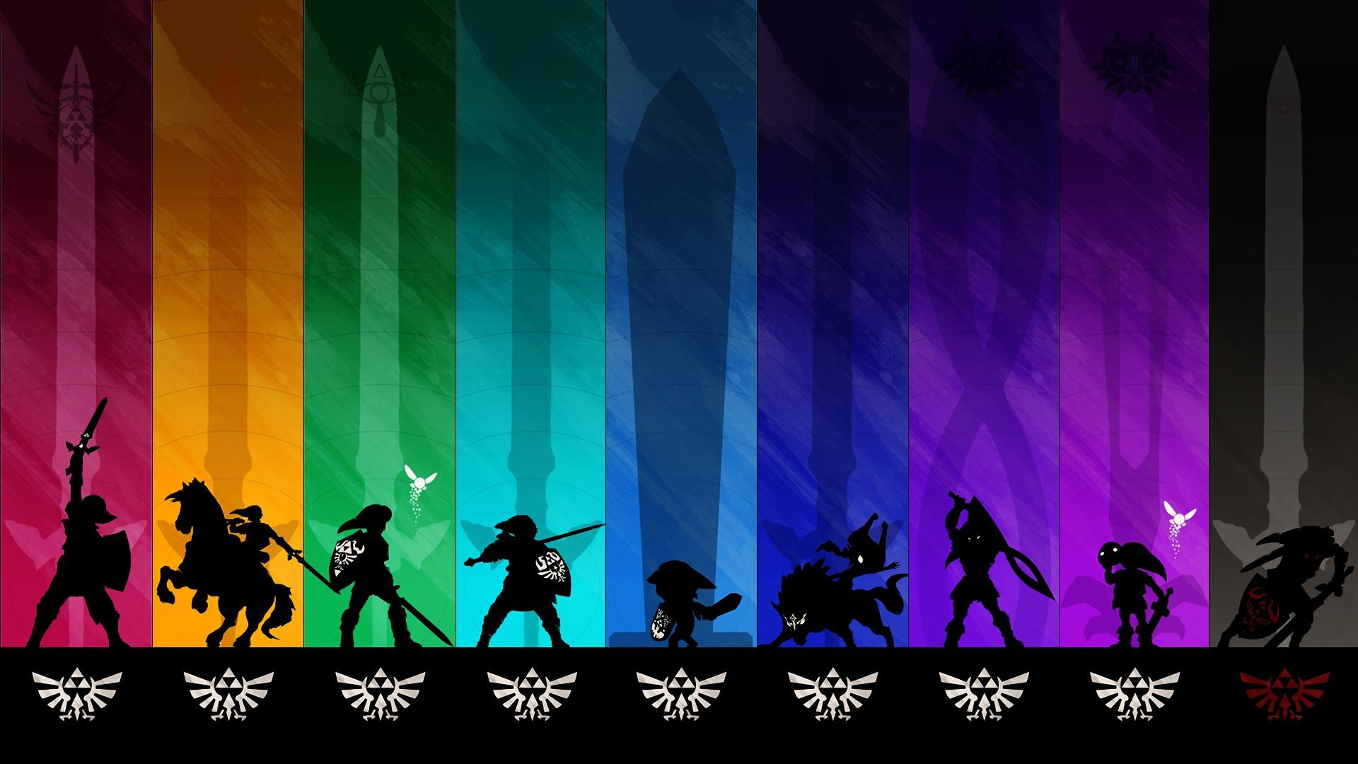 Triforce Background 71 Pictures