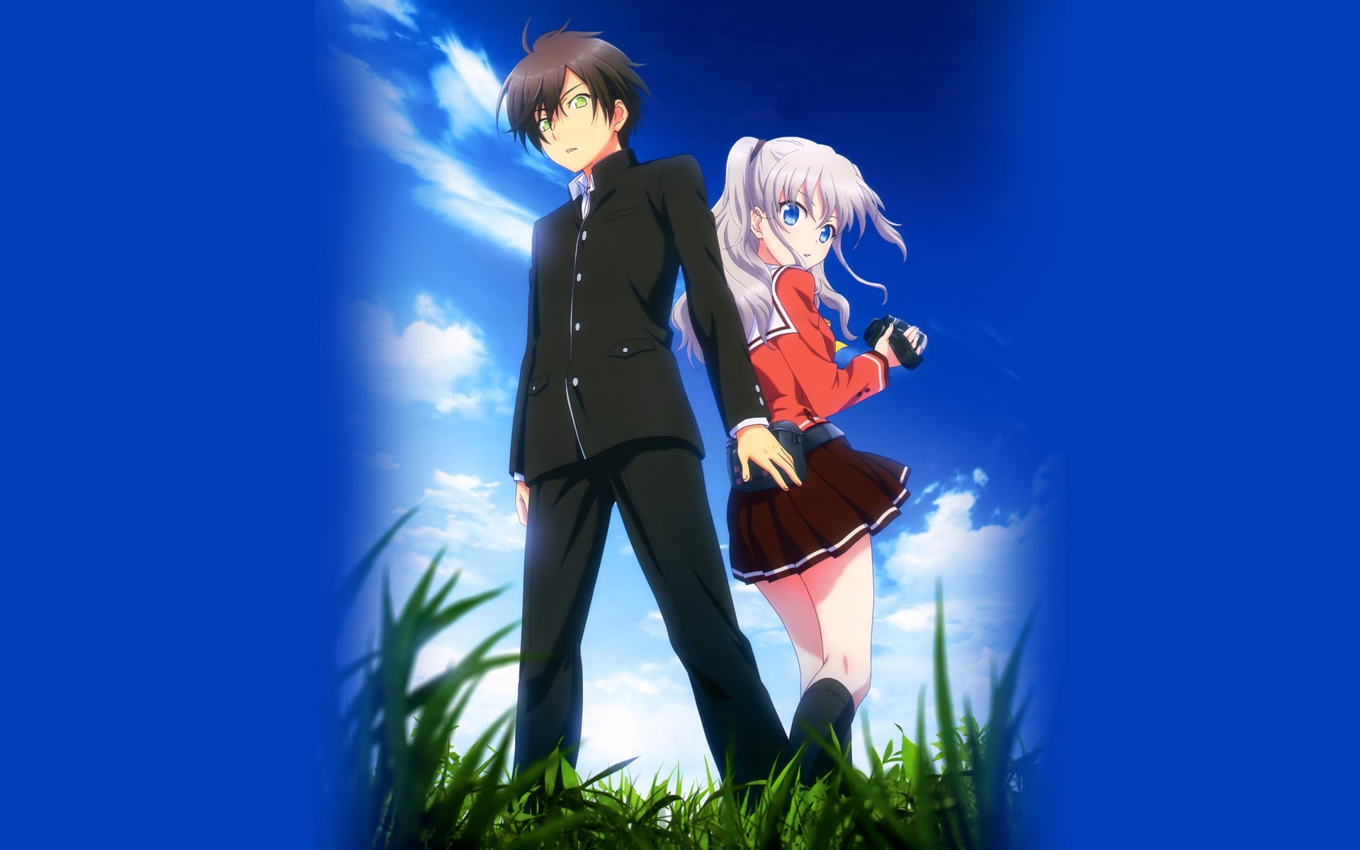 Wallpaper Anime Couple (76+ pictures)