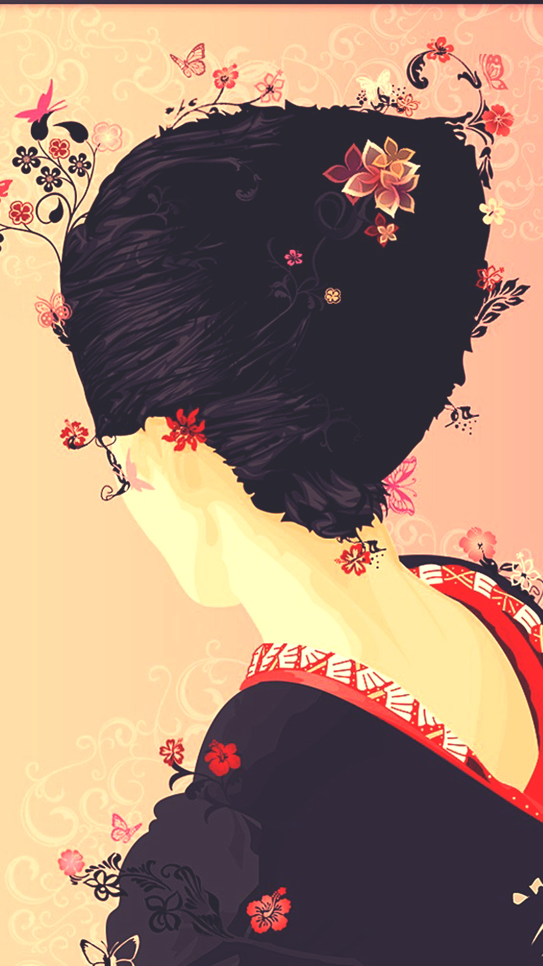 Japanese Geisha Wallpaper (68+ pictures)