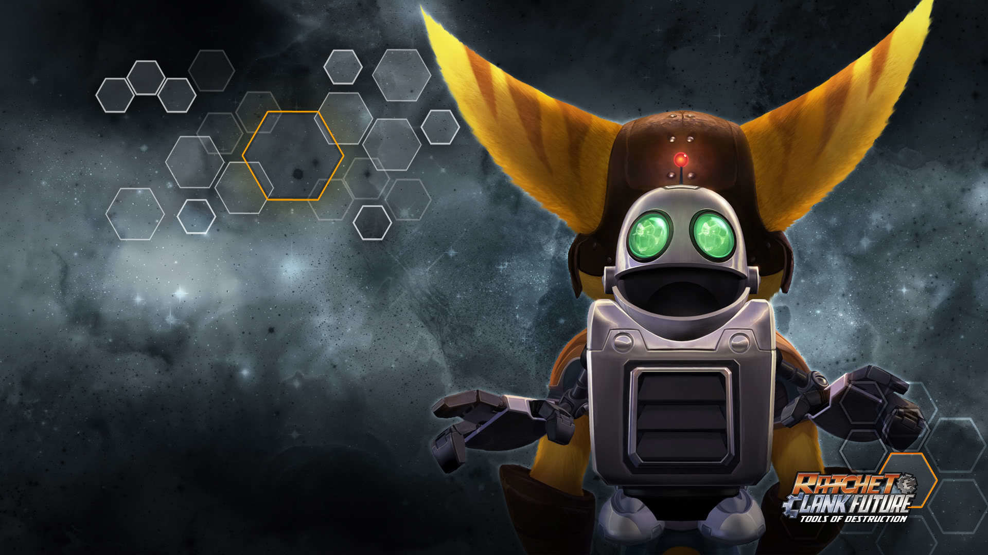 Ratchet And Clank Wallpaper (82+ Pictures